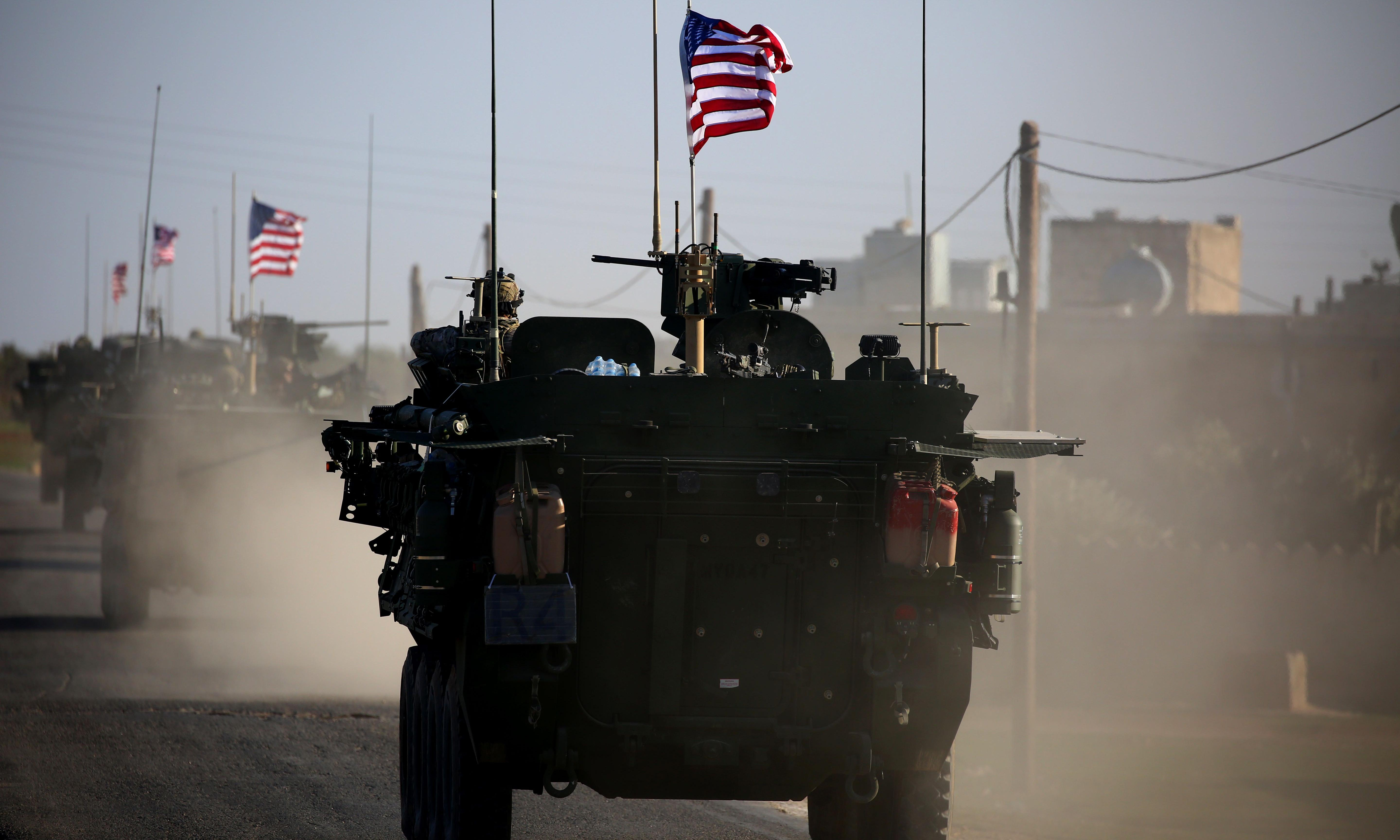 Pentagon to present plans to send 10,000 troops to Middle East, officials say