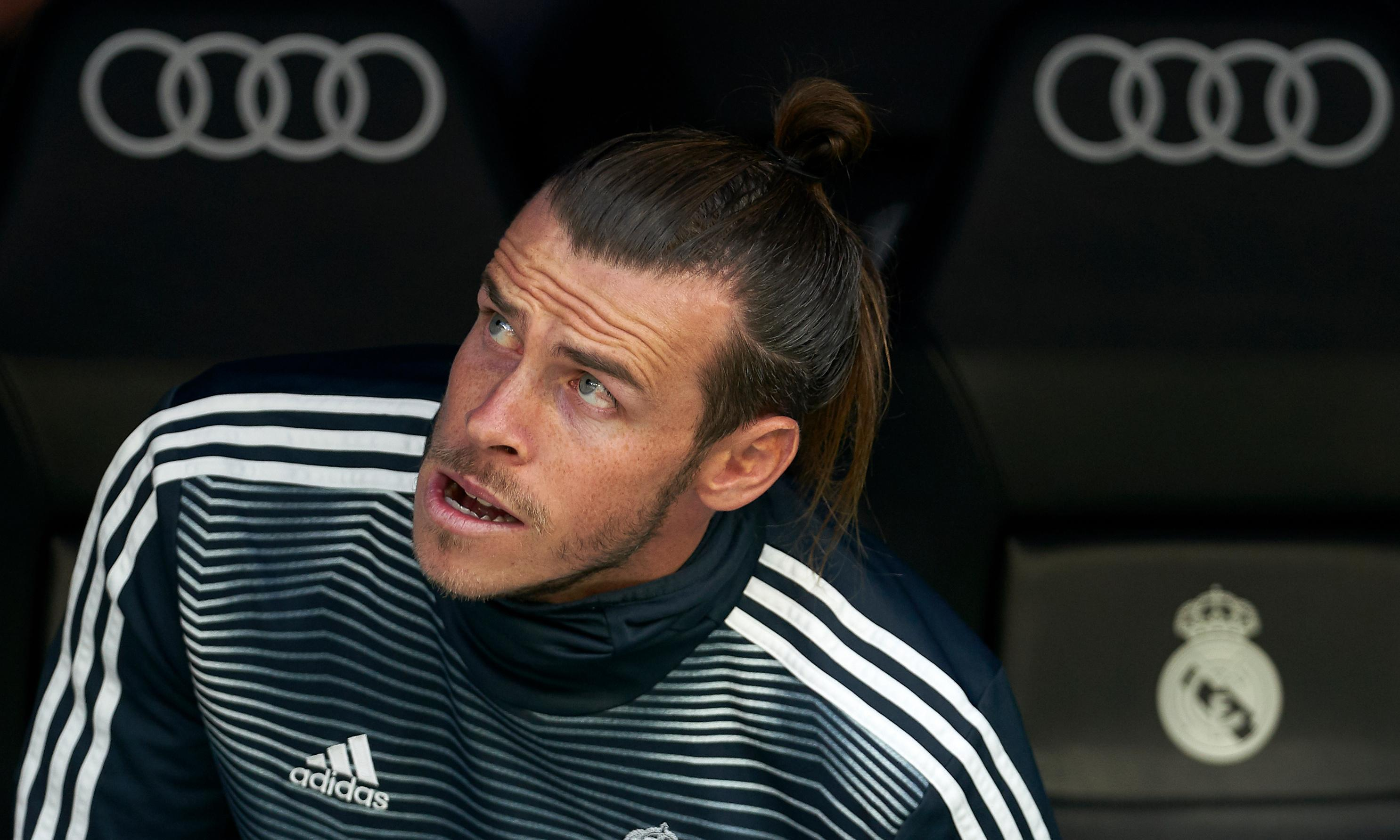 Real Madrid end season with damning defeat and Bale again stewing on bench