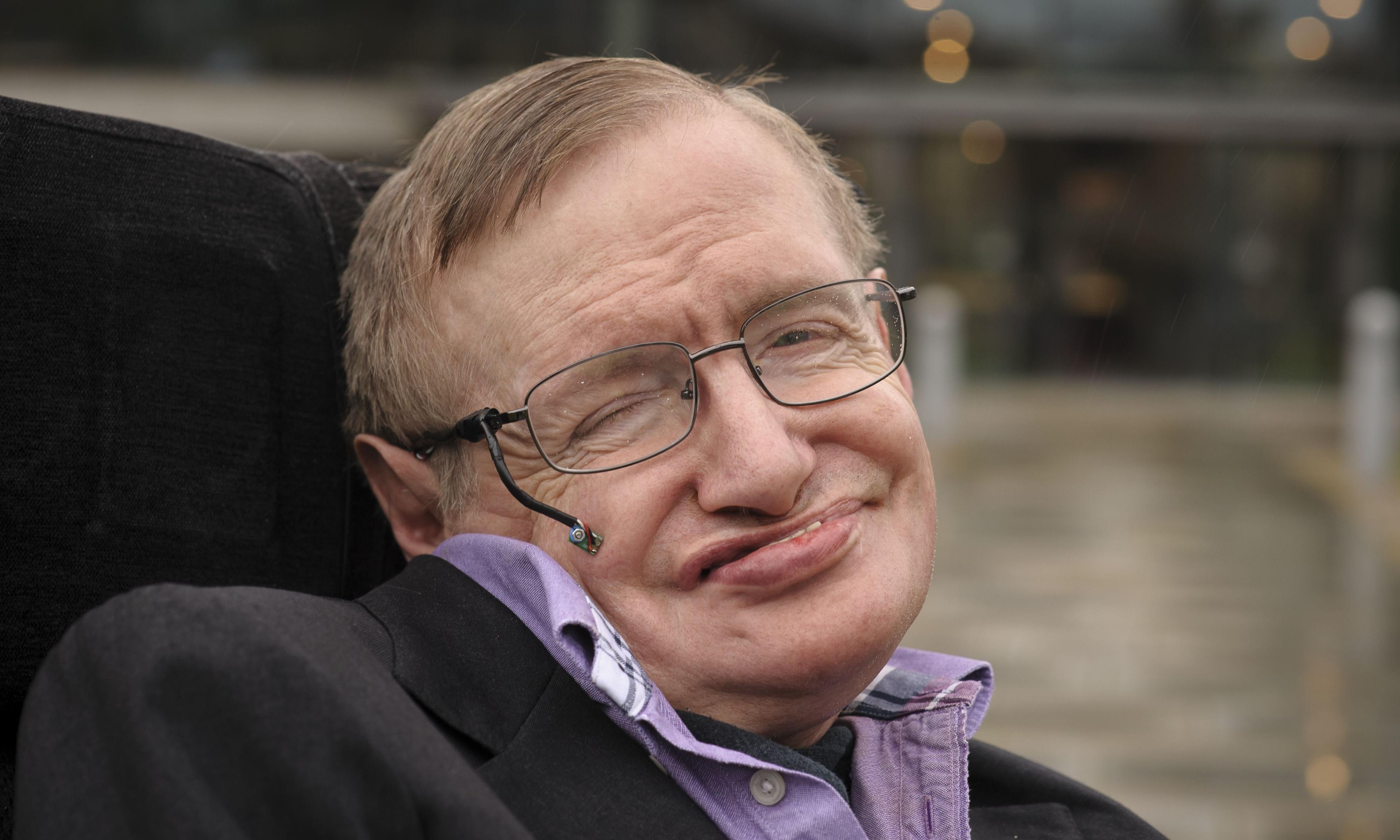 Share your tributes and memories of Stephen Hawking