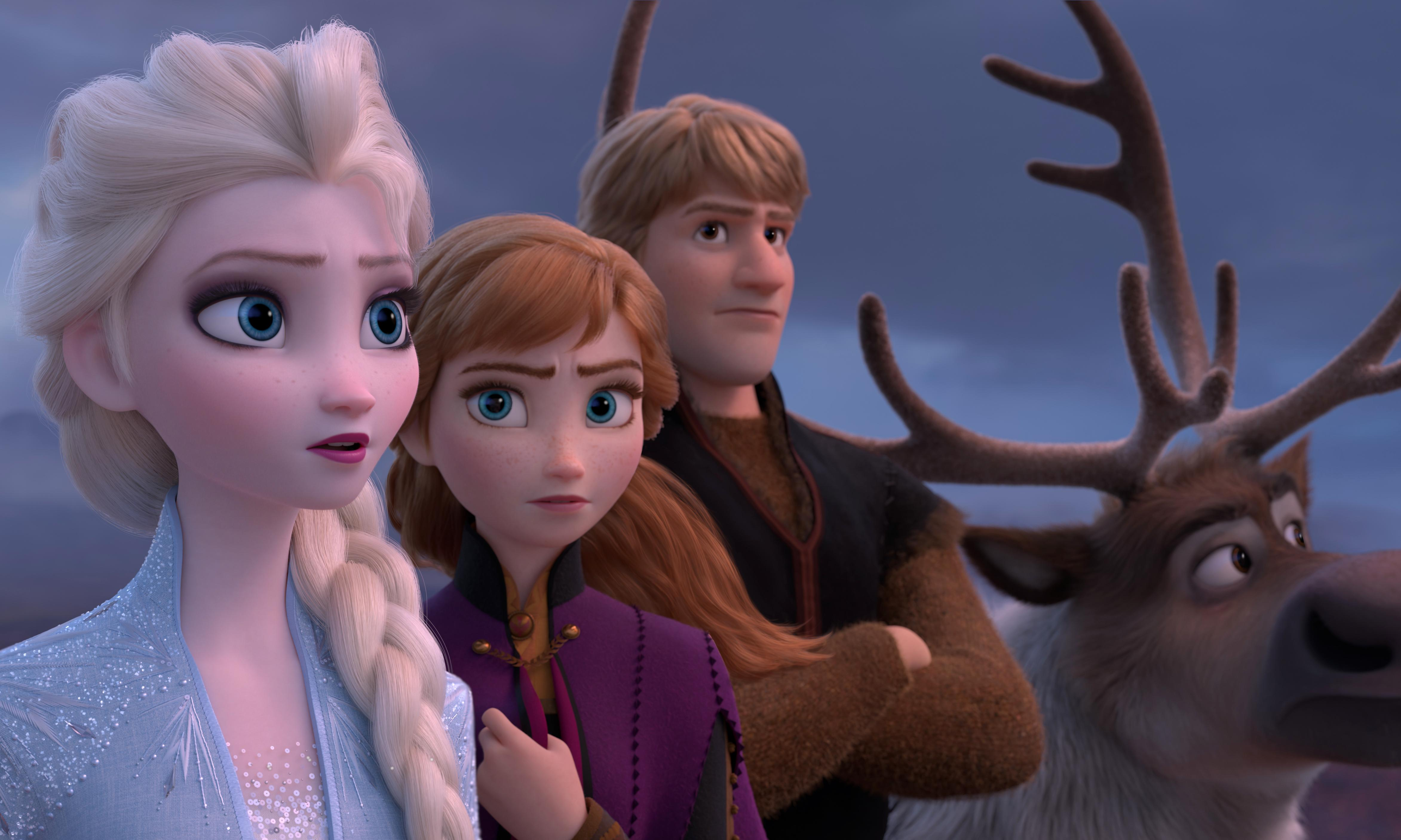 The Guardian view on Disney's Frozen sequel: winter is coming – again
