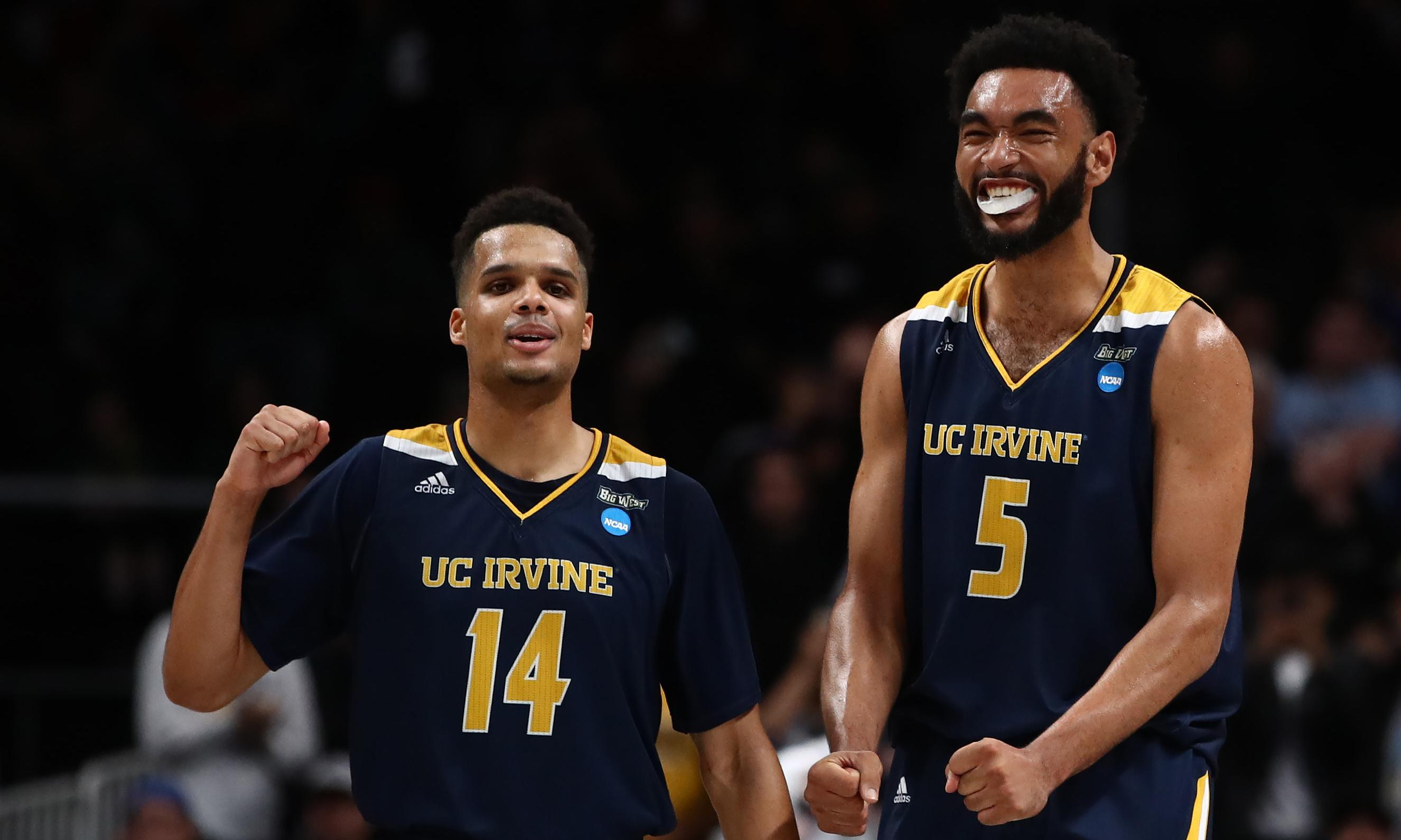 UC Irvine stun Kansas State for first NCAA tournament win in school history