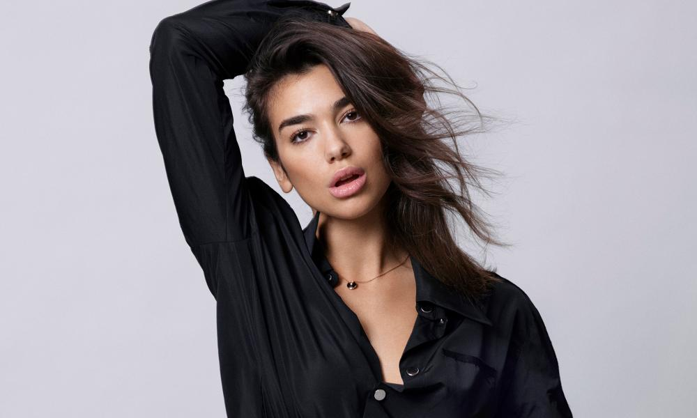 Rewriting the rules... Dua Lipa, who has scored five Brit nominations.