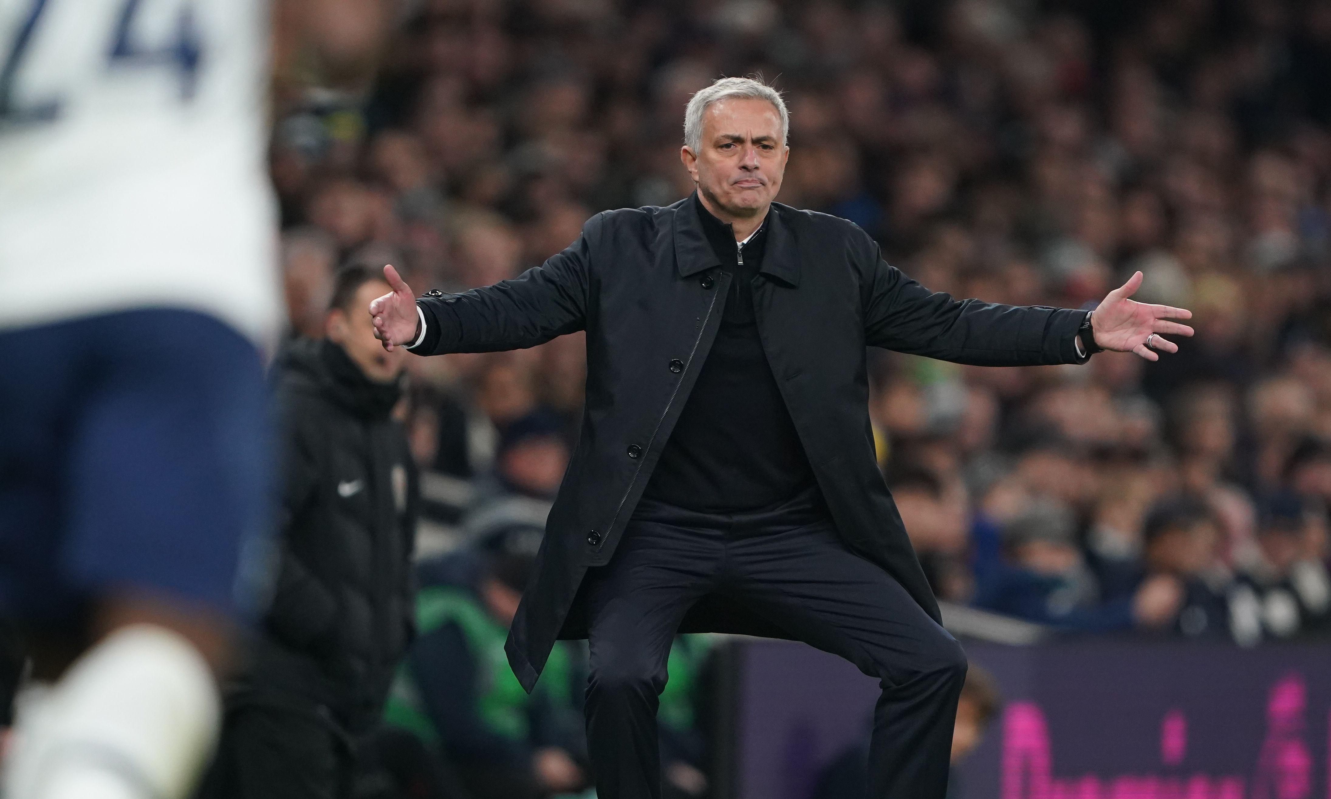 Managers' shorter shelf lives make José Mourinho the man of the moment