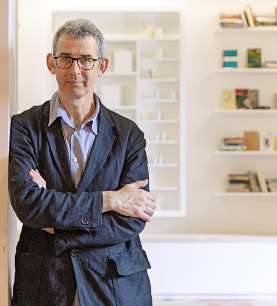 'It changed my life': Edmund de Waal on writing The Hare With Amber Eyes