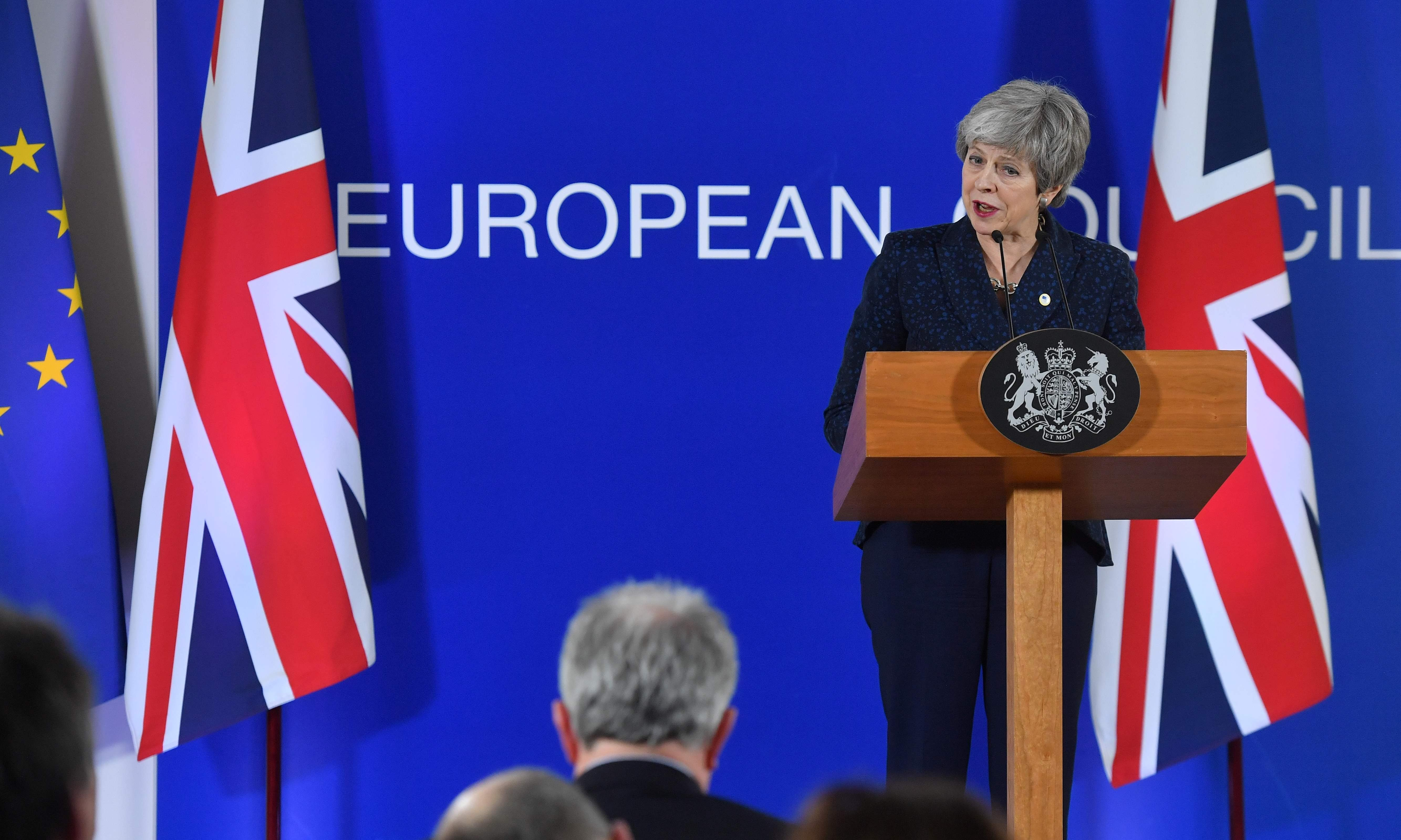 'It was not clear if she had a plan at all': how May's night at the summit unfolded