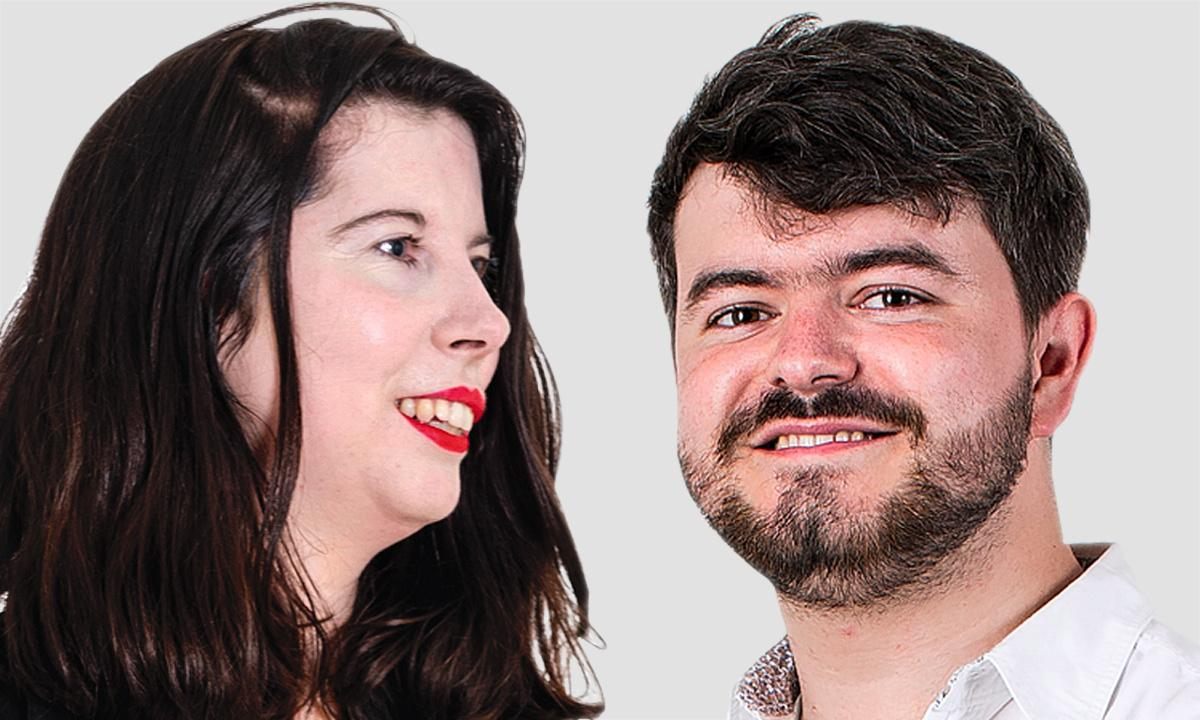 Blind date: 'Oh god, we've been on a Tinder date before...'