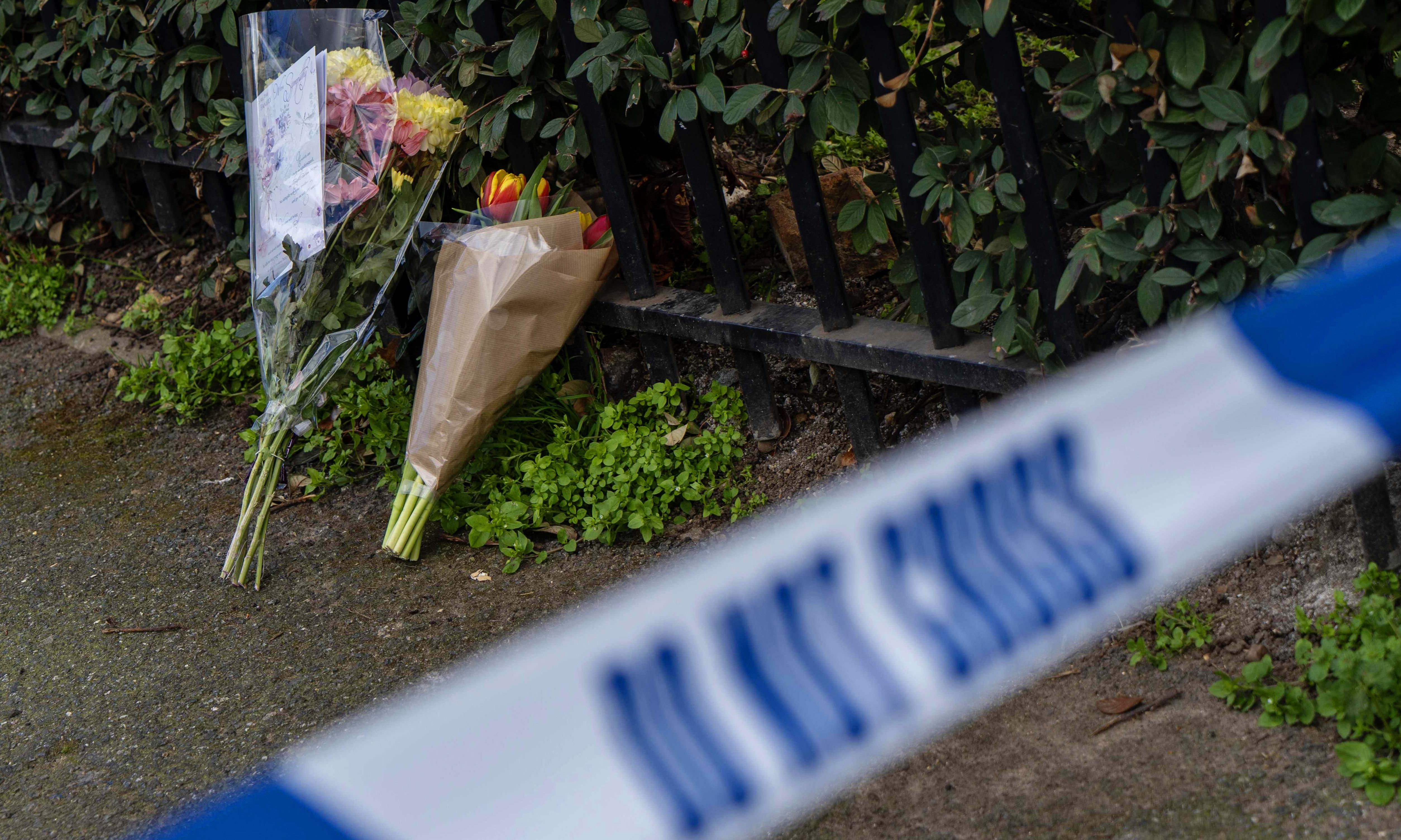 Knife crime rising more steeply outside London, police figures show