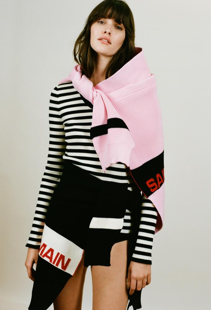 Jumpers from the Sonia Rykiel collection