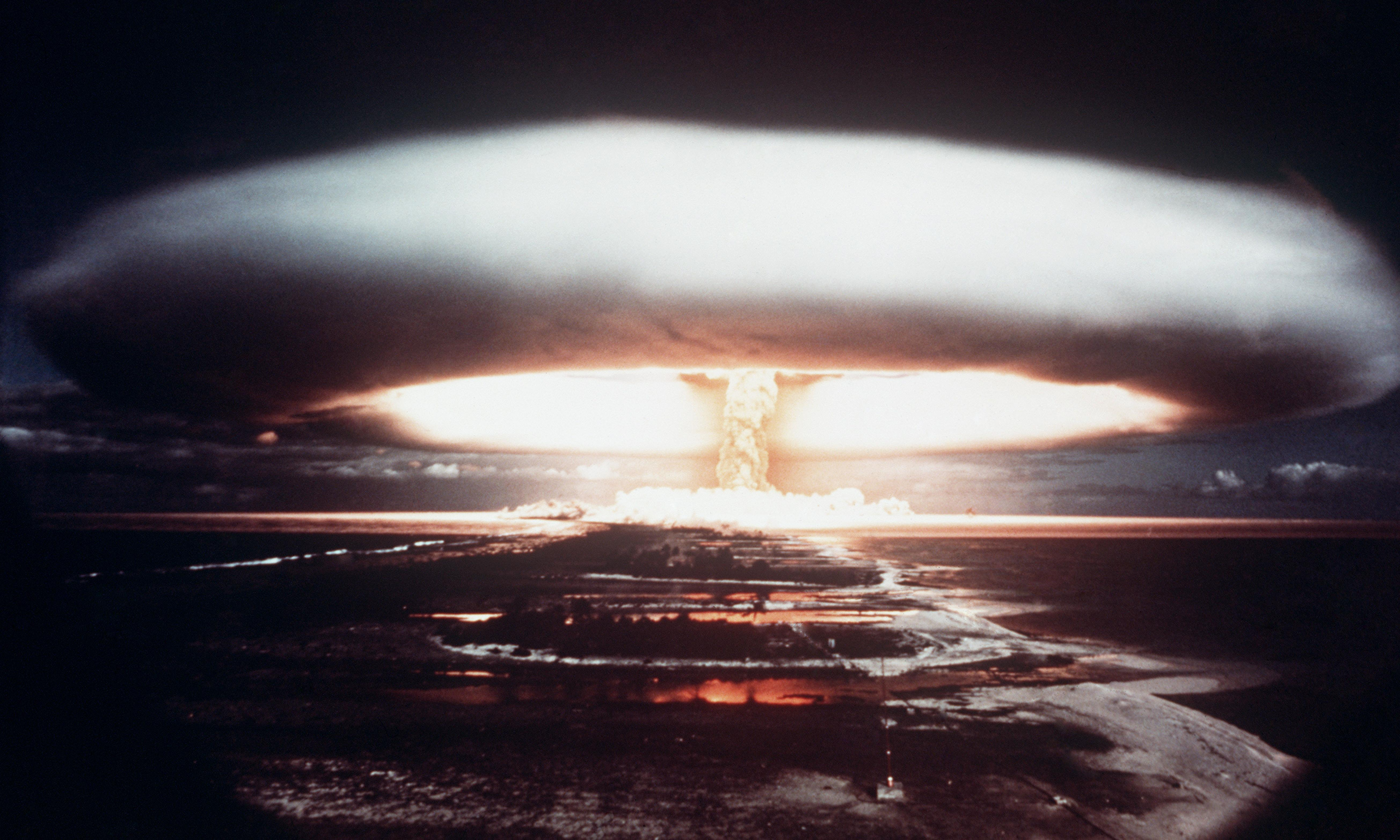 Nuclear weapons worsen the climate crisis
