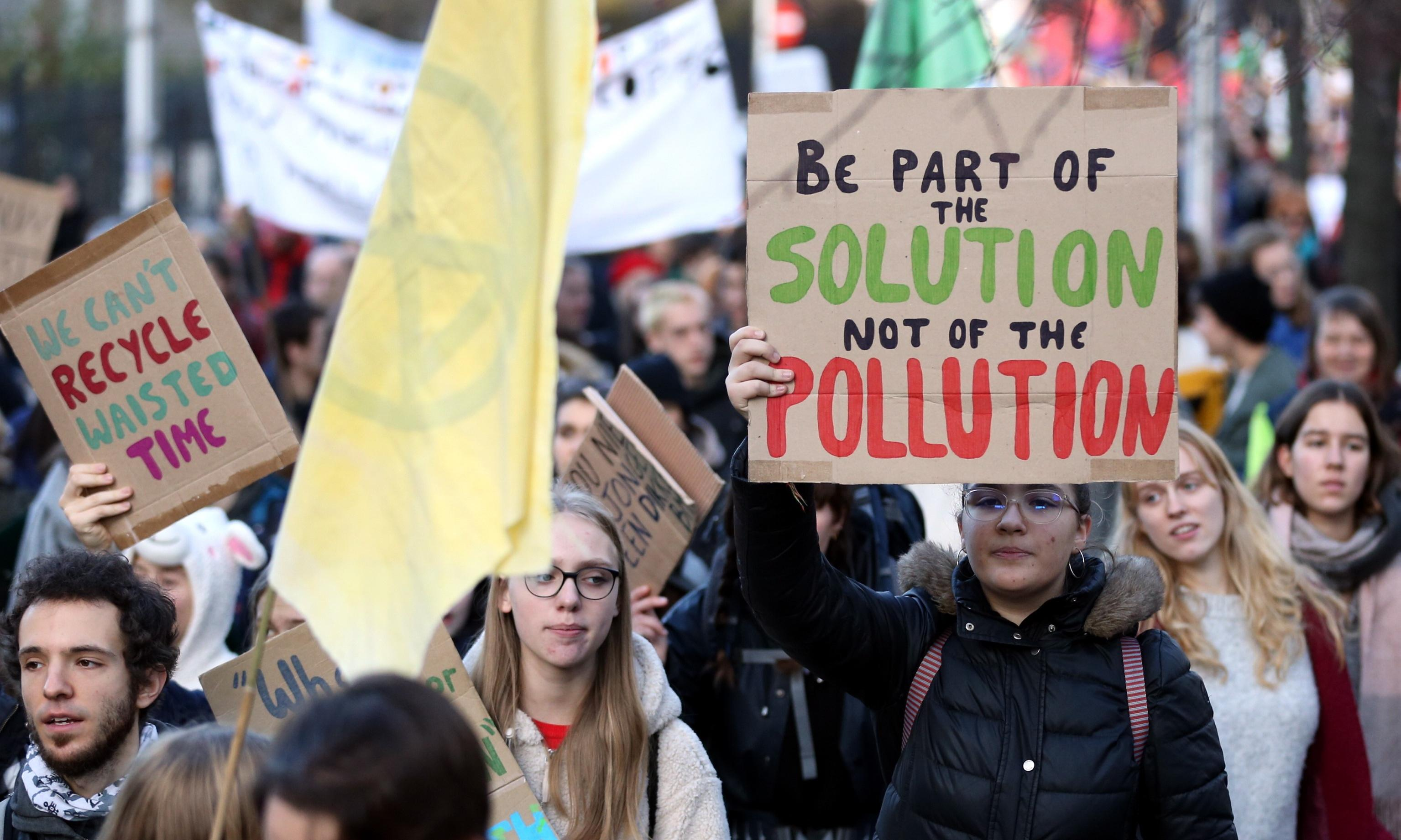 Europe must lead on the climate crisis. The European Green Deal shows how