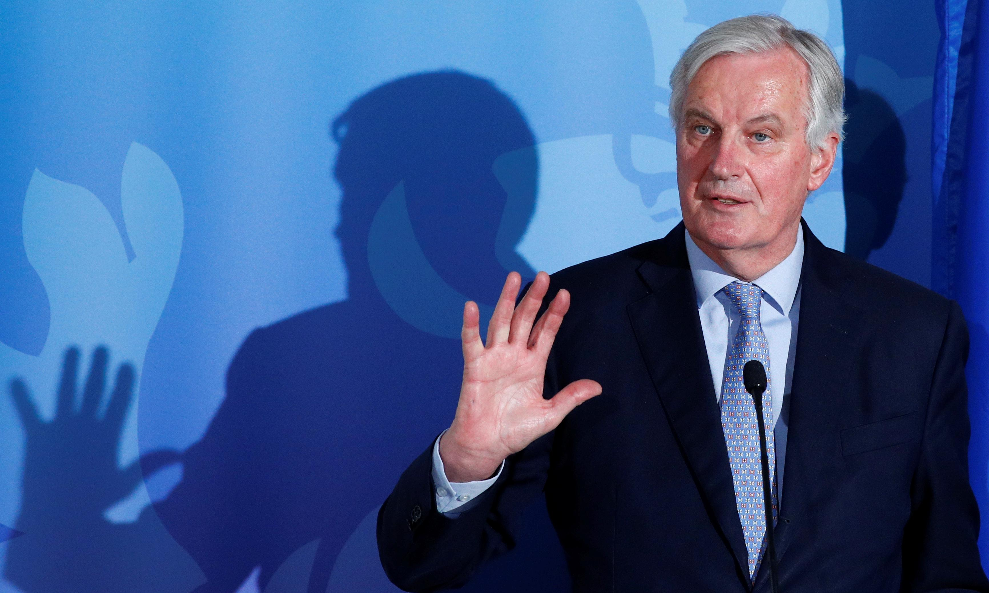 Brexit deal 'a different ball game' to Canada agreement, warns EU