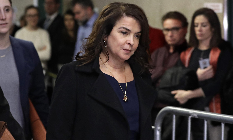 Harvey Weinstein trial: jury asks to hear reading of Sopranos actor's testimony