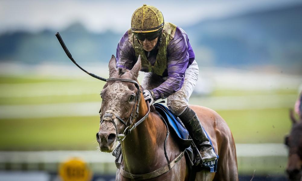 Foveros has not raced since winning a handicap at the Curragh in May with Wayne Lordan in the saddle.