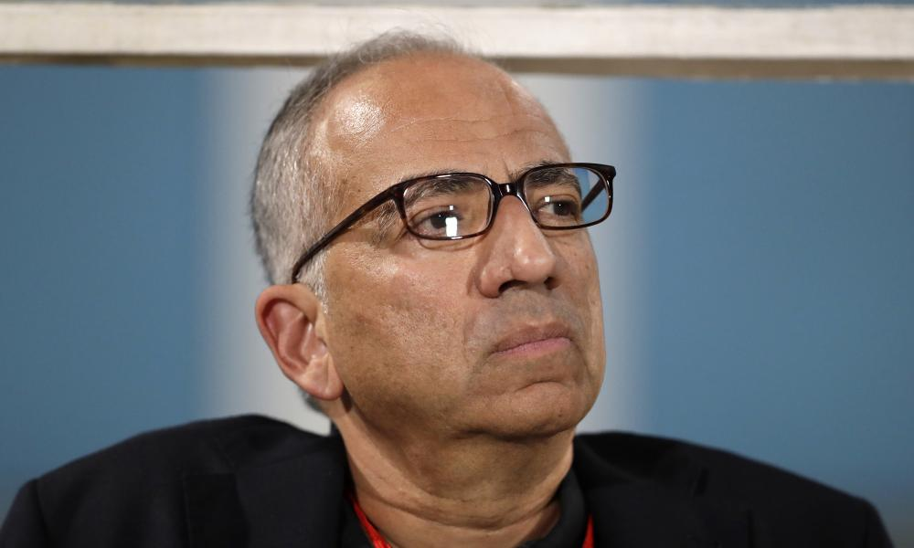 Carlos Cordeiro served as US Soccer vice-president before stepping up to succeed Sunil Gulati.