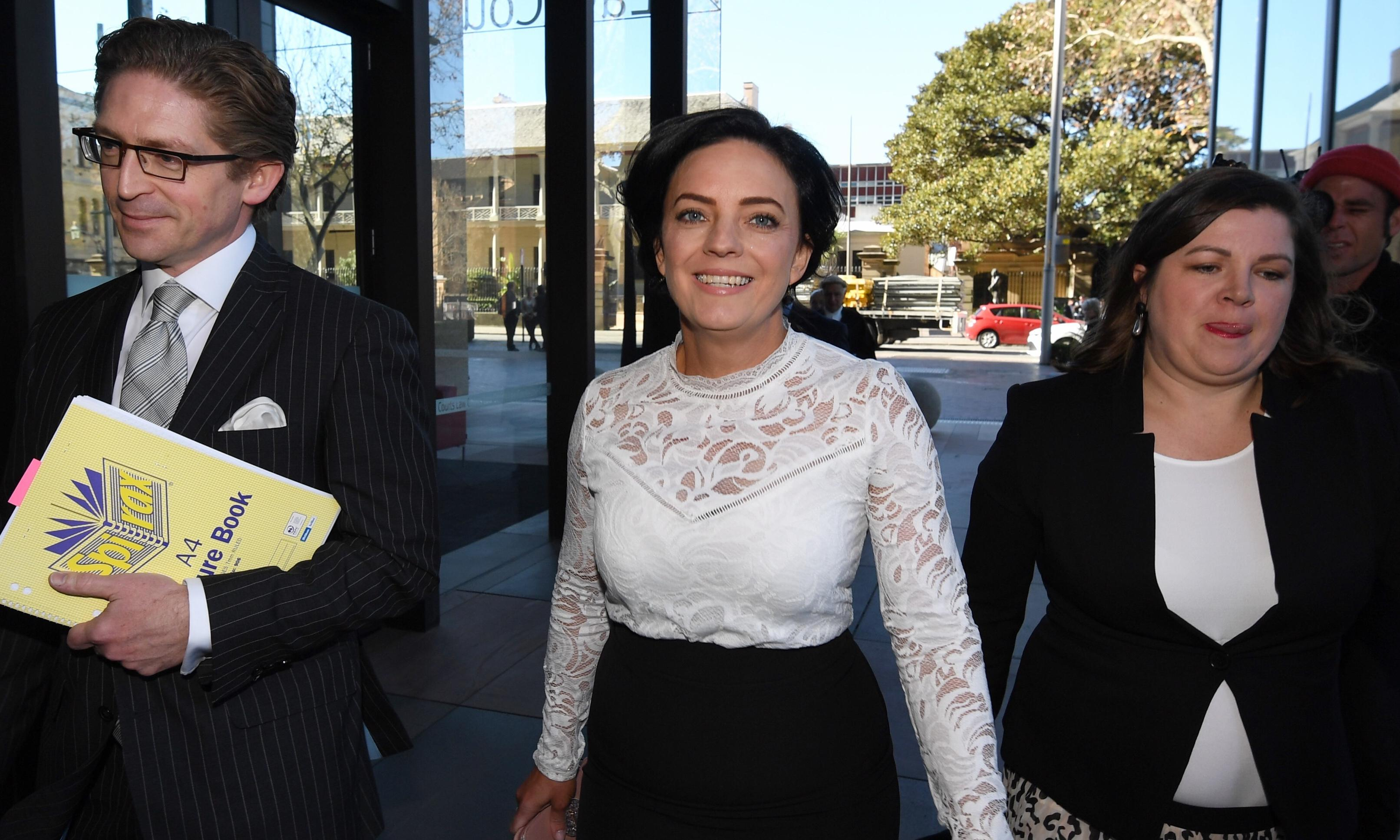 Emma Husar and BuzzFeed 'very close' to reaching settlement in defamation case