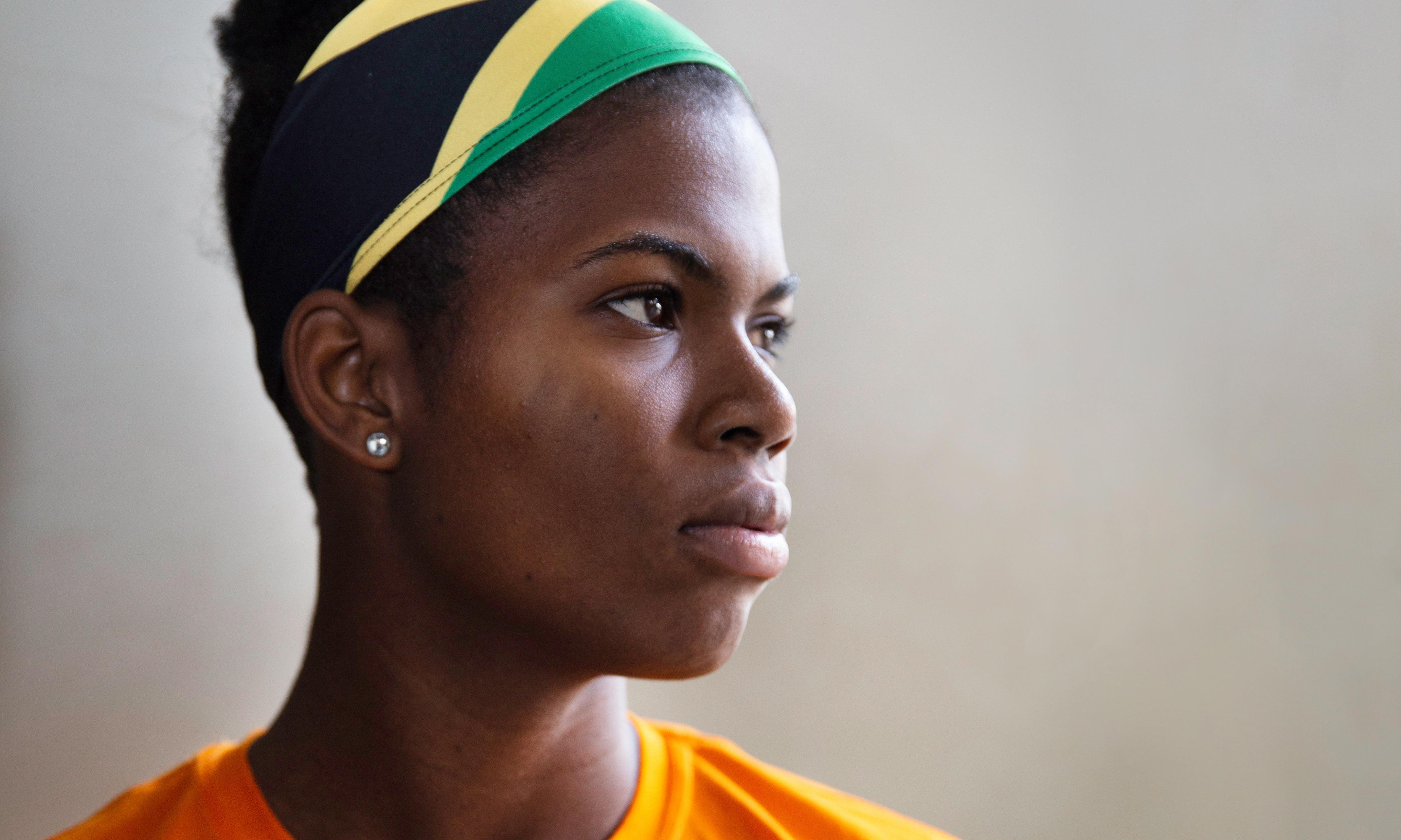 The Guardian footballer of the year 2018: Khadija 'Bunny' Shaw