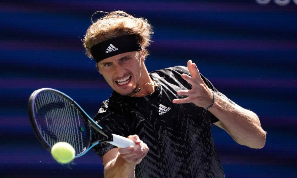 Alexander Zverev has only dropped one set at this year's US Open and is high on confidence after winning Olympic gold in Tokyo.