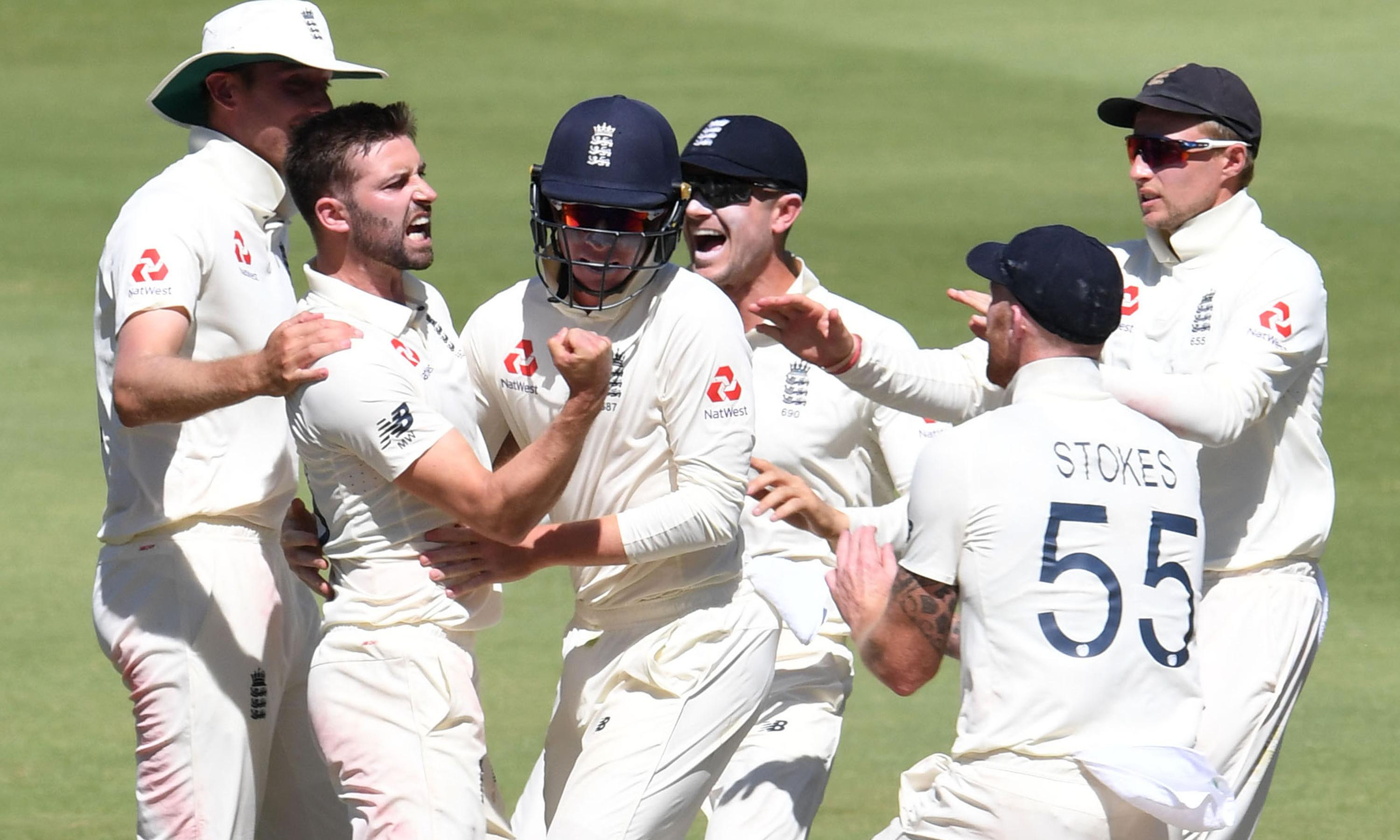 Mark Wood takes four as England thrash South Africa and claim 3-1 series win