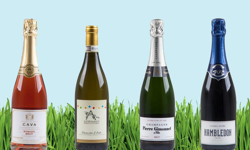 The best summer sparkling wines