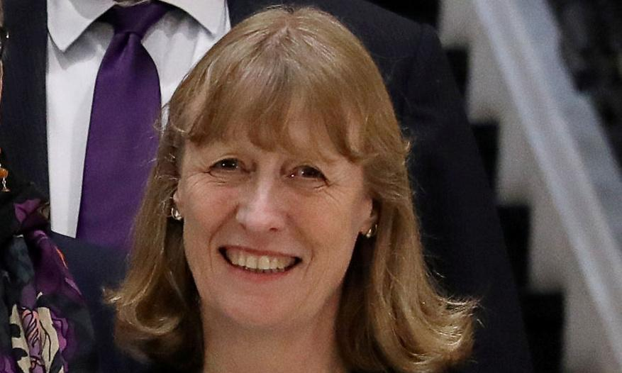 Labour reports former MP Joan Ryan over alleged data breach