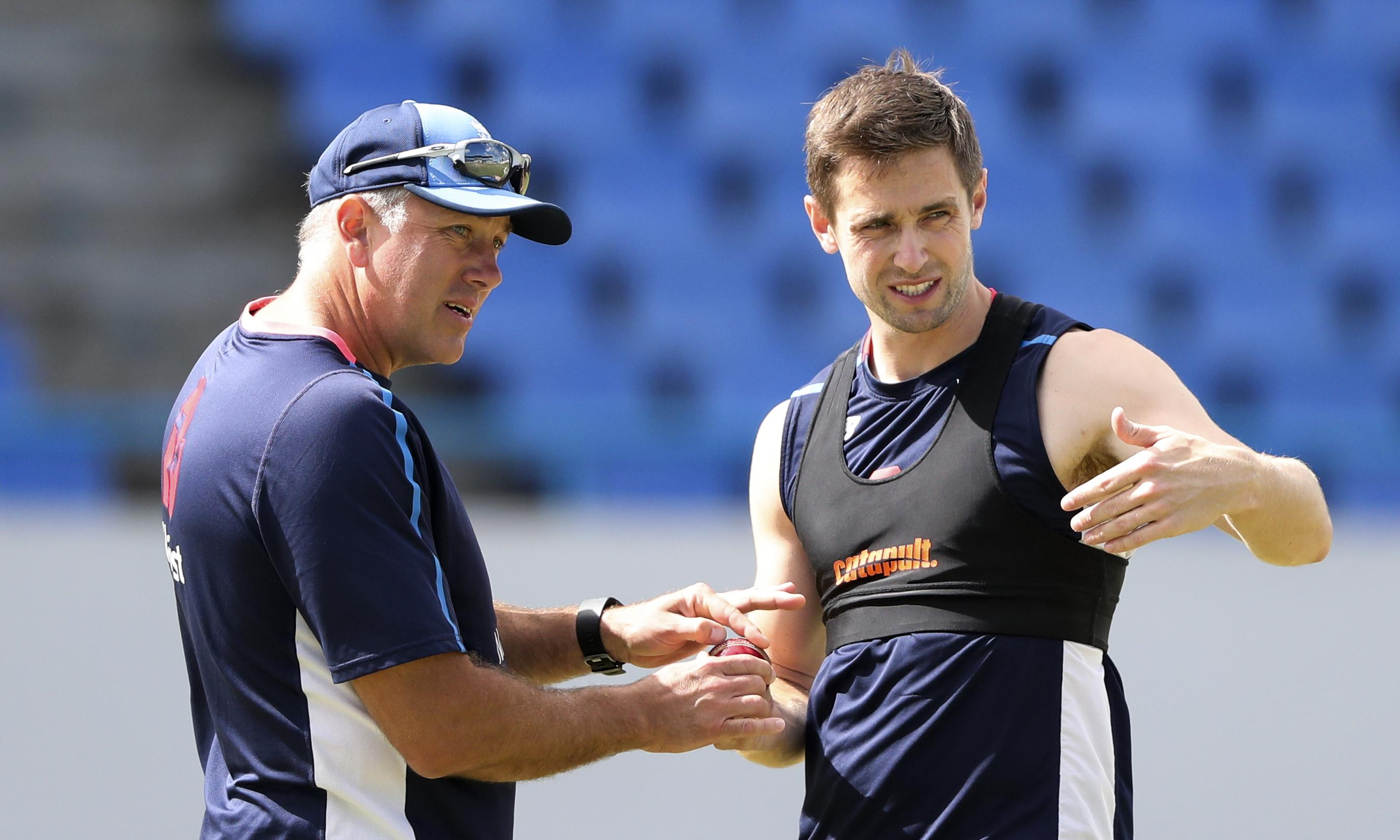 England consider appointing Chris Silverwood as next head coach