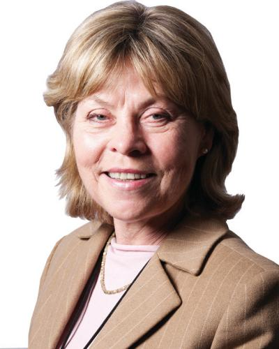 Izzi Seccombe, the chair of the LGA's community wellbeing board
