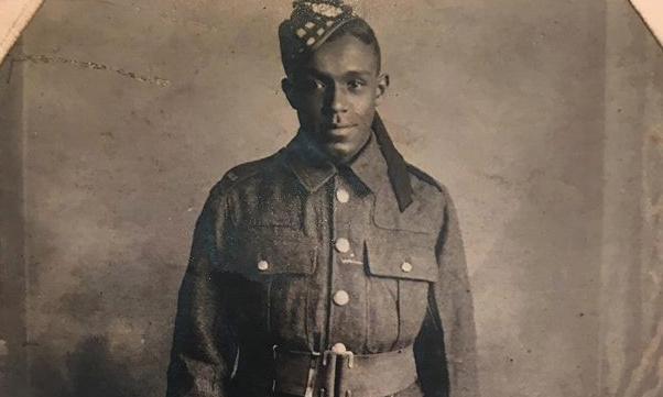 Jackie Kay on Arthur Roberts: the black Scottish first world war soldier who felt forgotten