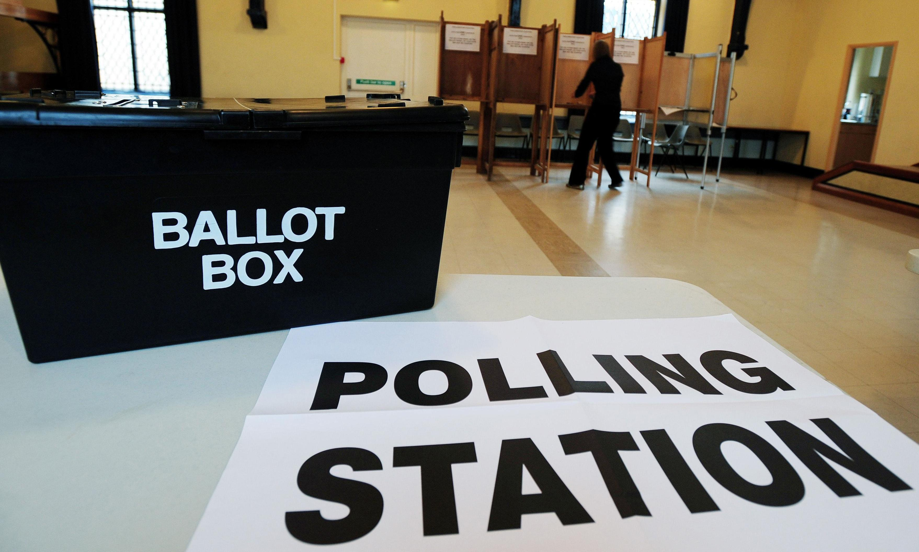 Tory councillors refuse to campaign for next month's EU elections