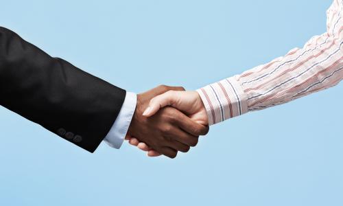 Master the art of negotiation.