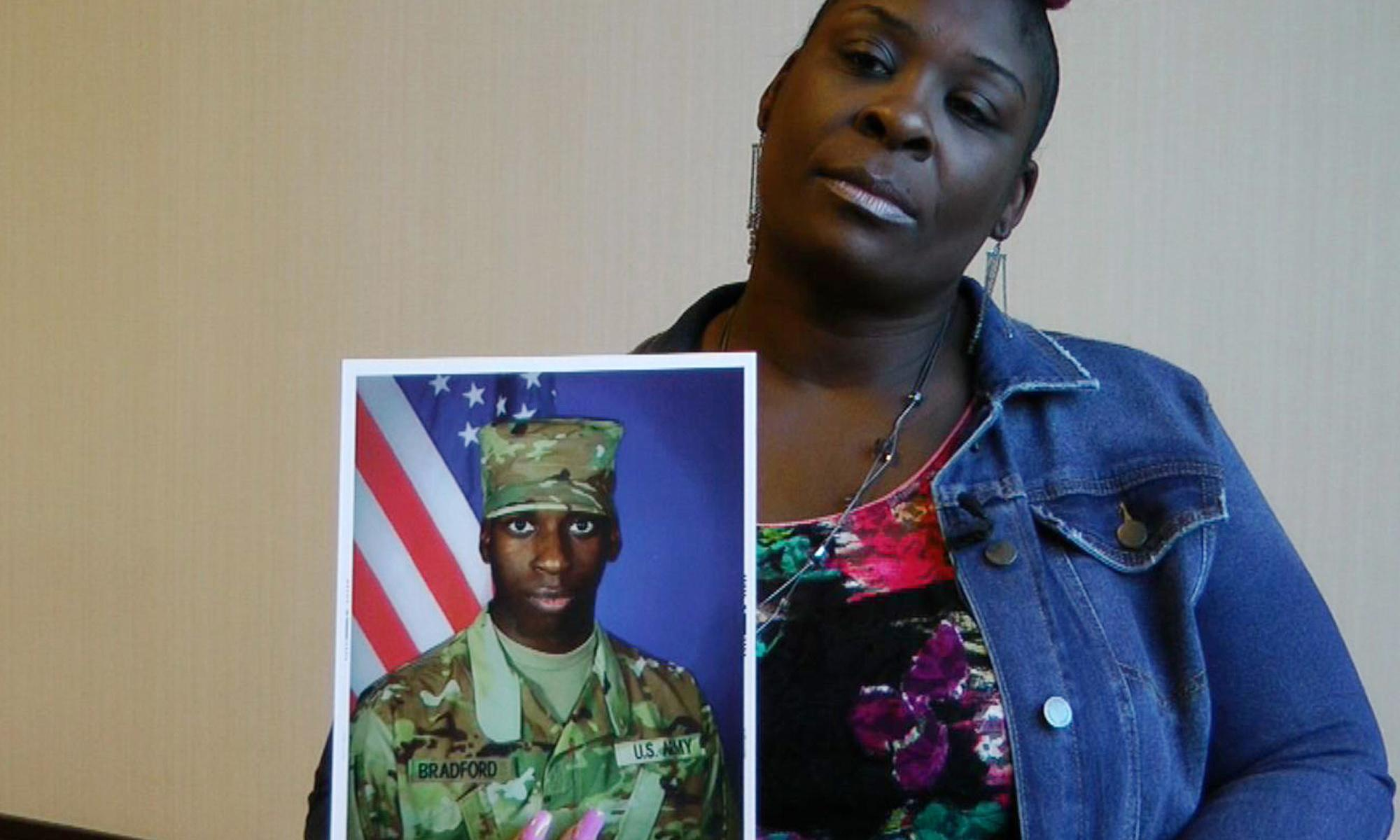 EJ Bradford was shot three times from behind by officer, autopsy reveals