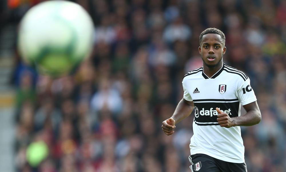 Ryan Sessegnon has failed to capitalise on his outstanding Championship form.
