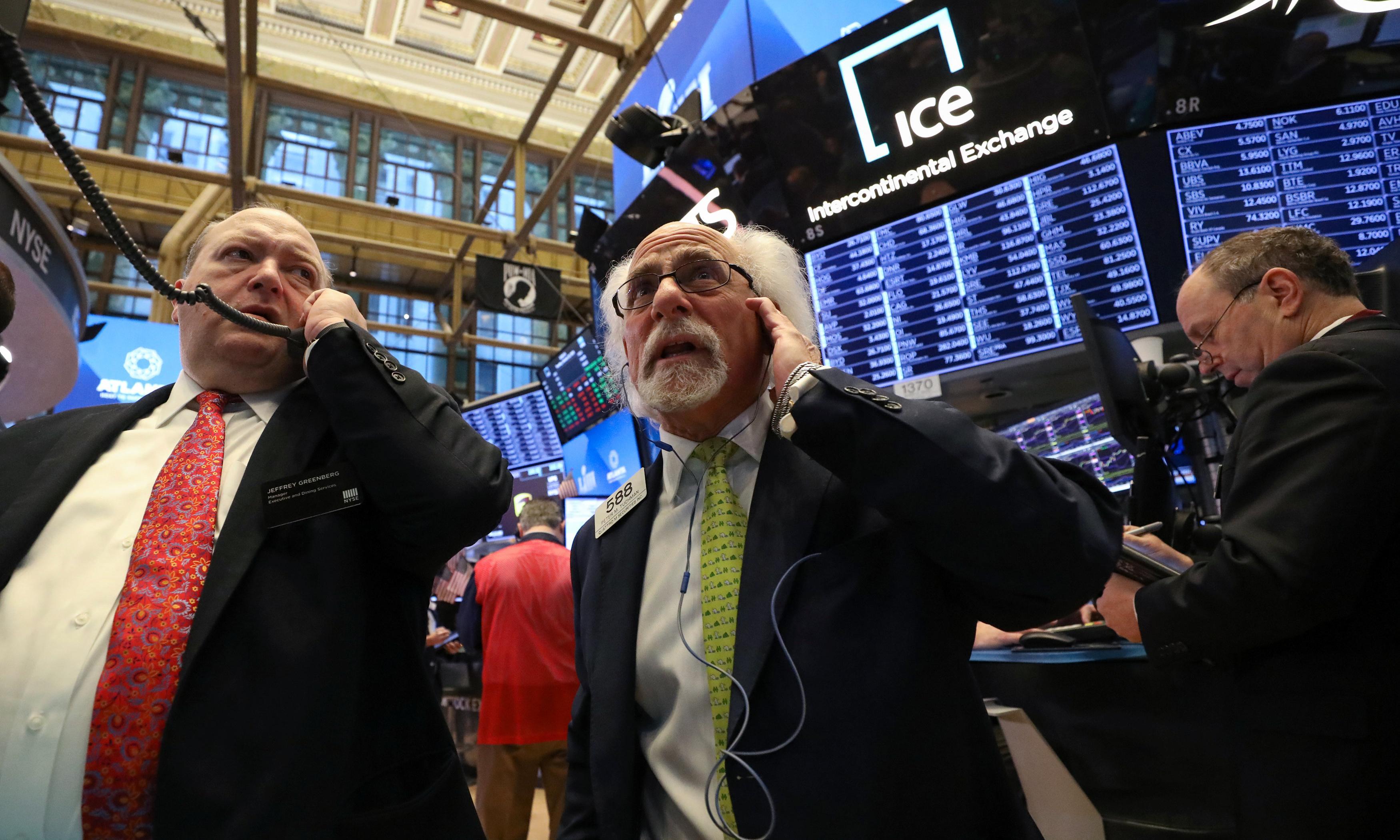 Stock markets slip amid signs global economy is weakening