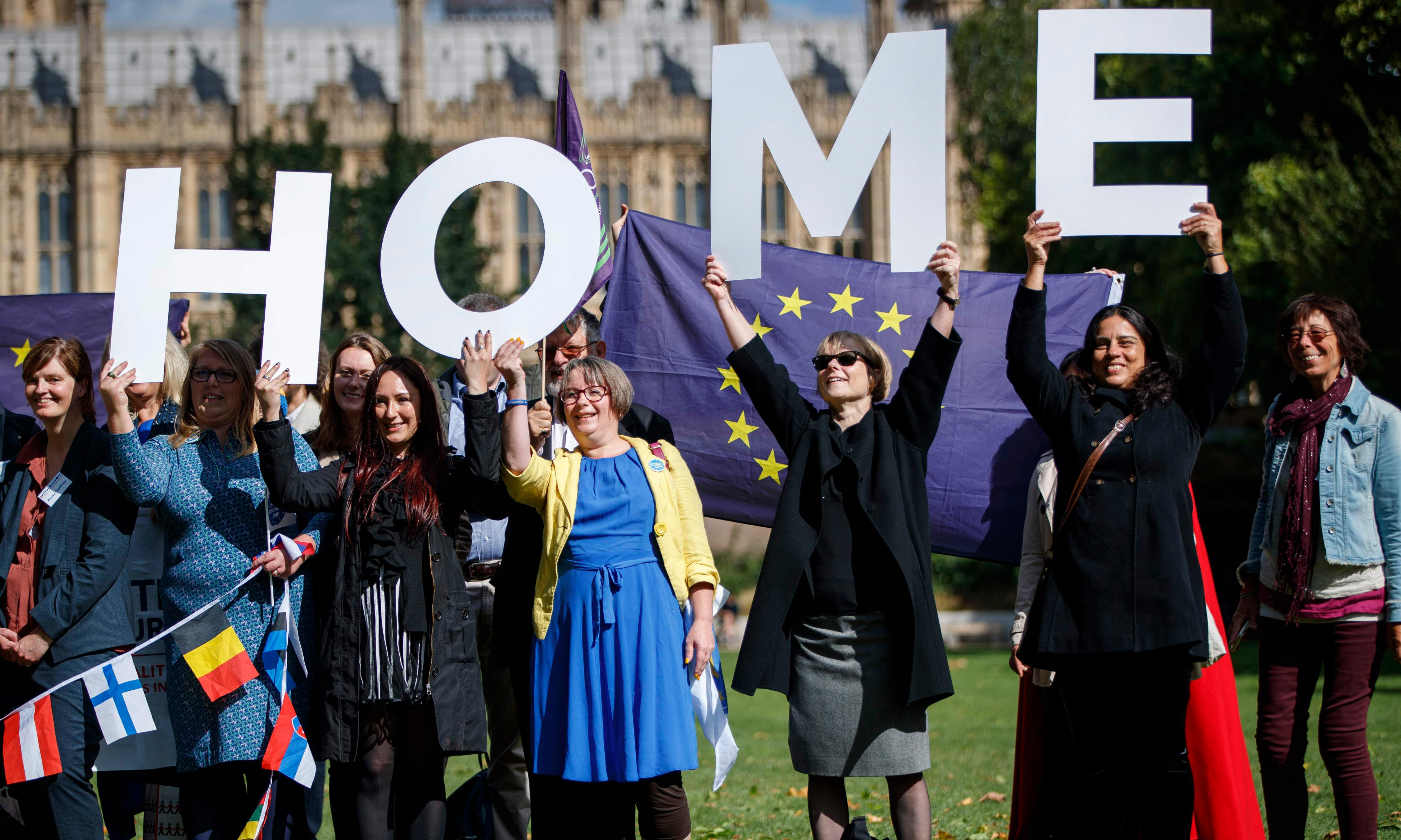 The Home Office's message to EU citizens living here: we want you to stay