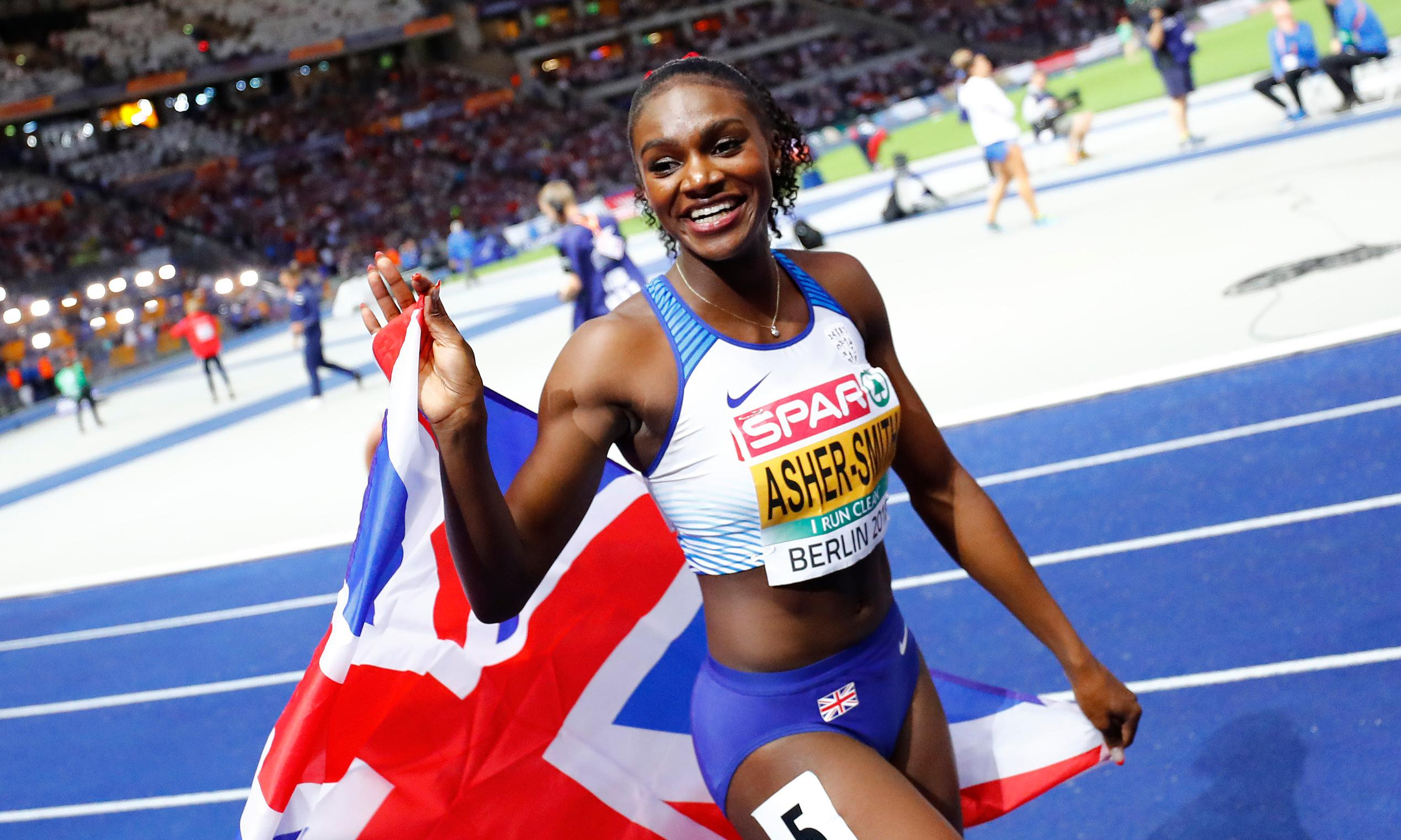 Dina Asher-Smith a real contender for BBC Sports Personality of the Year