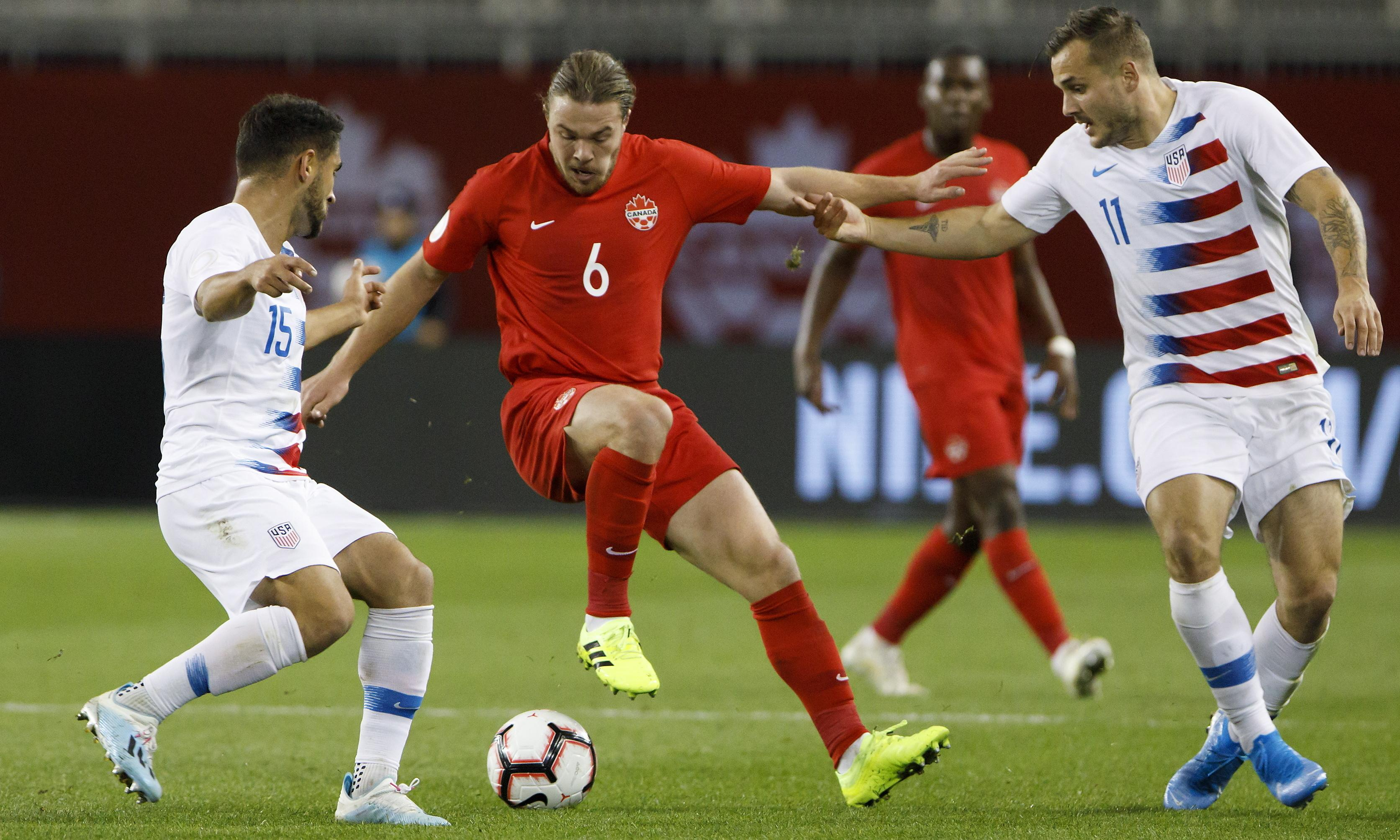 Trouble for Berhalter as USA lose to Canada for first time in 34 years
