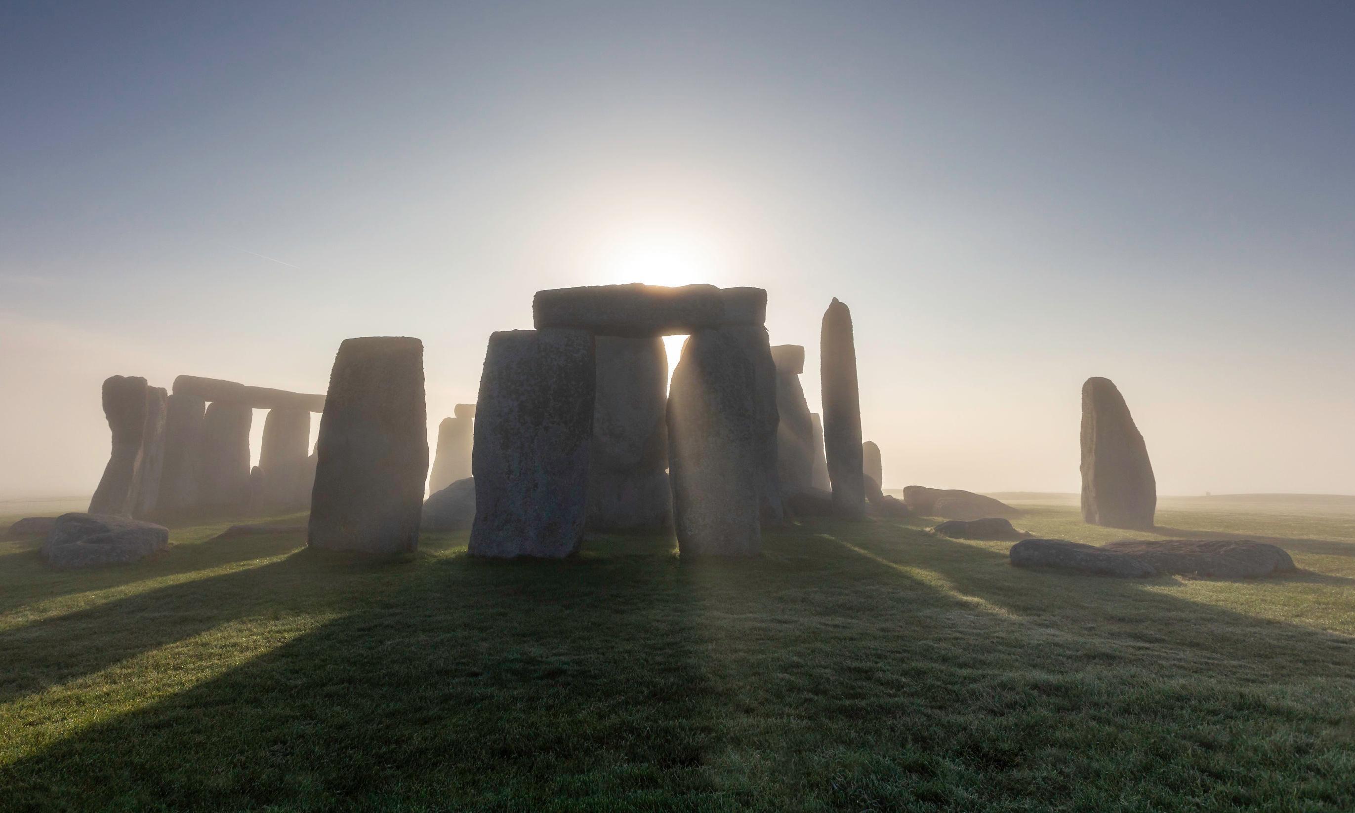 Stonehenge: some mega myths about megaliths