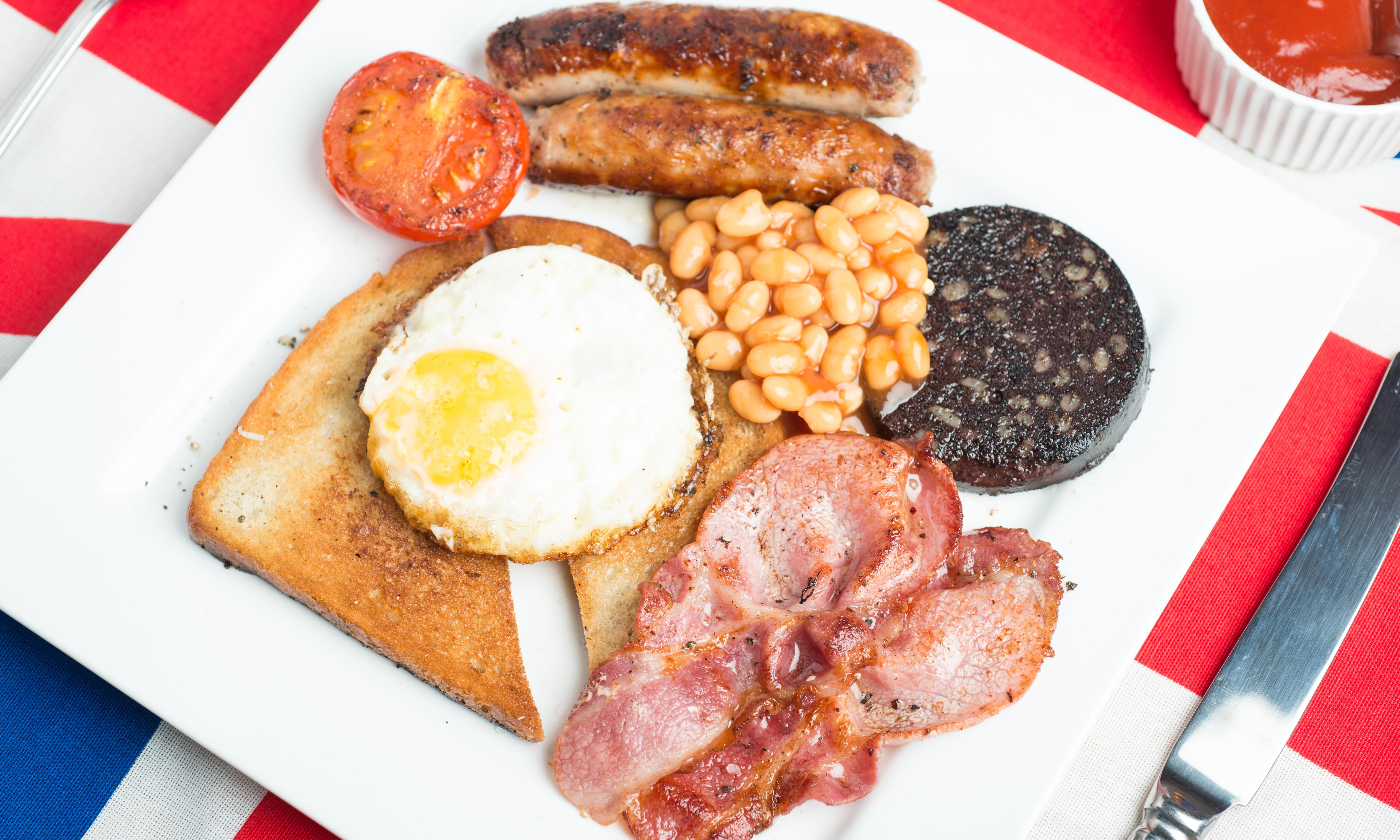 The fry-up may be toast – but, much to my own surprise, I don't really care
