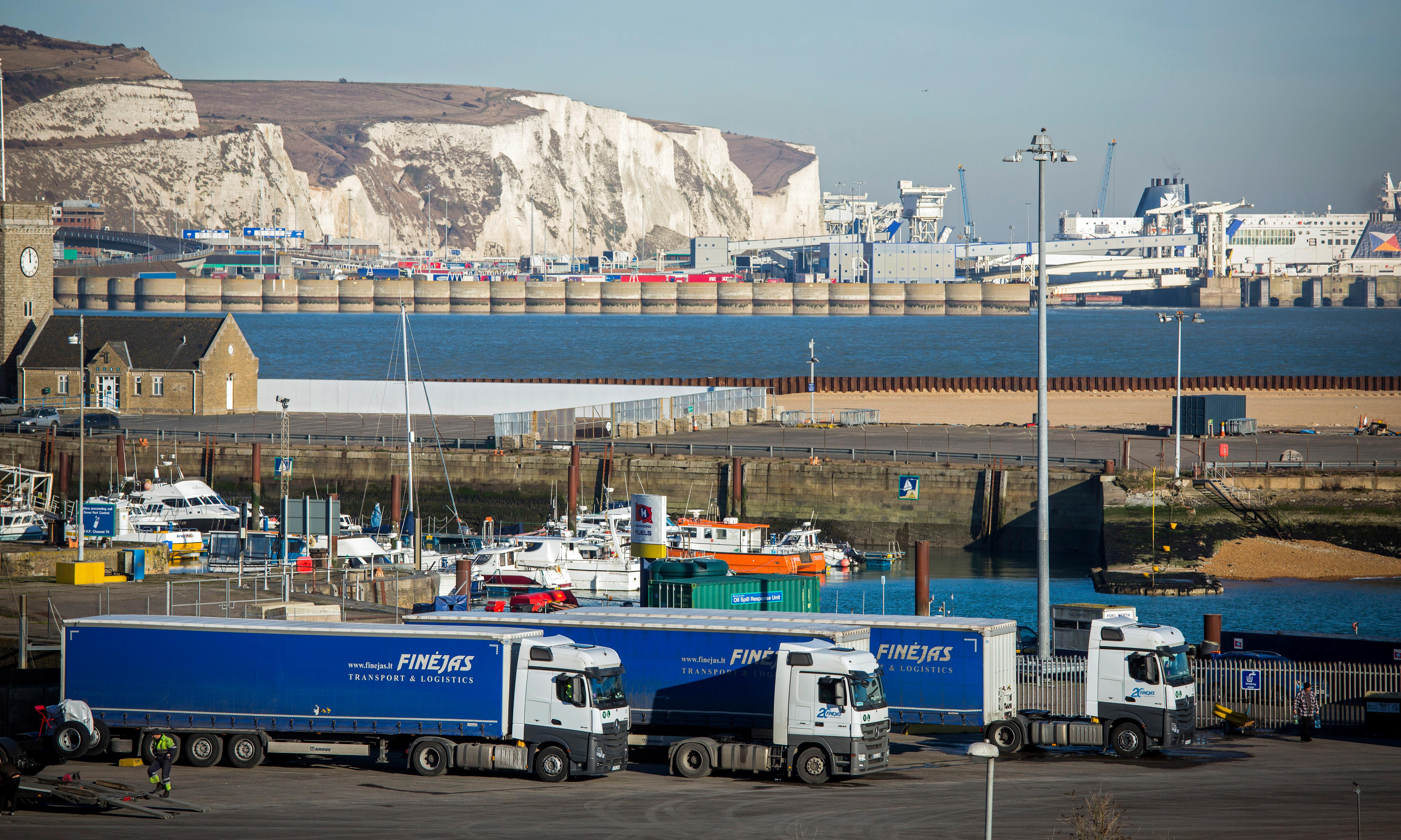 No-deal Brexit ferry company owns no ships and has never run Channel service