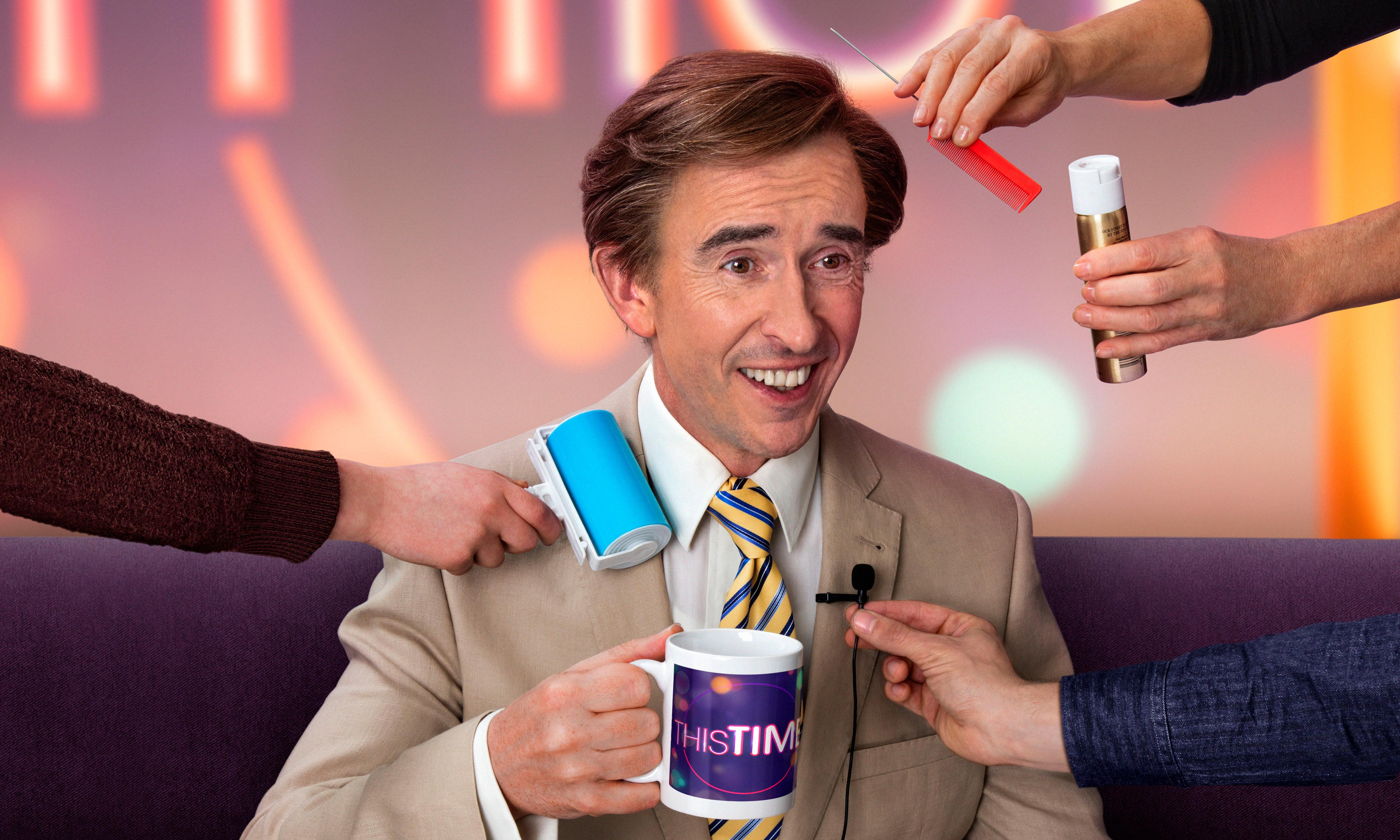 Part David Cameron, part Piers Morgan – Alan Partridge returns in time for Brexit