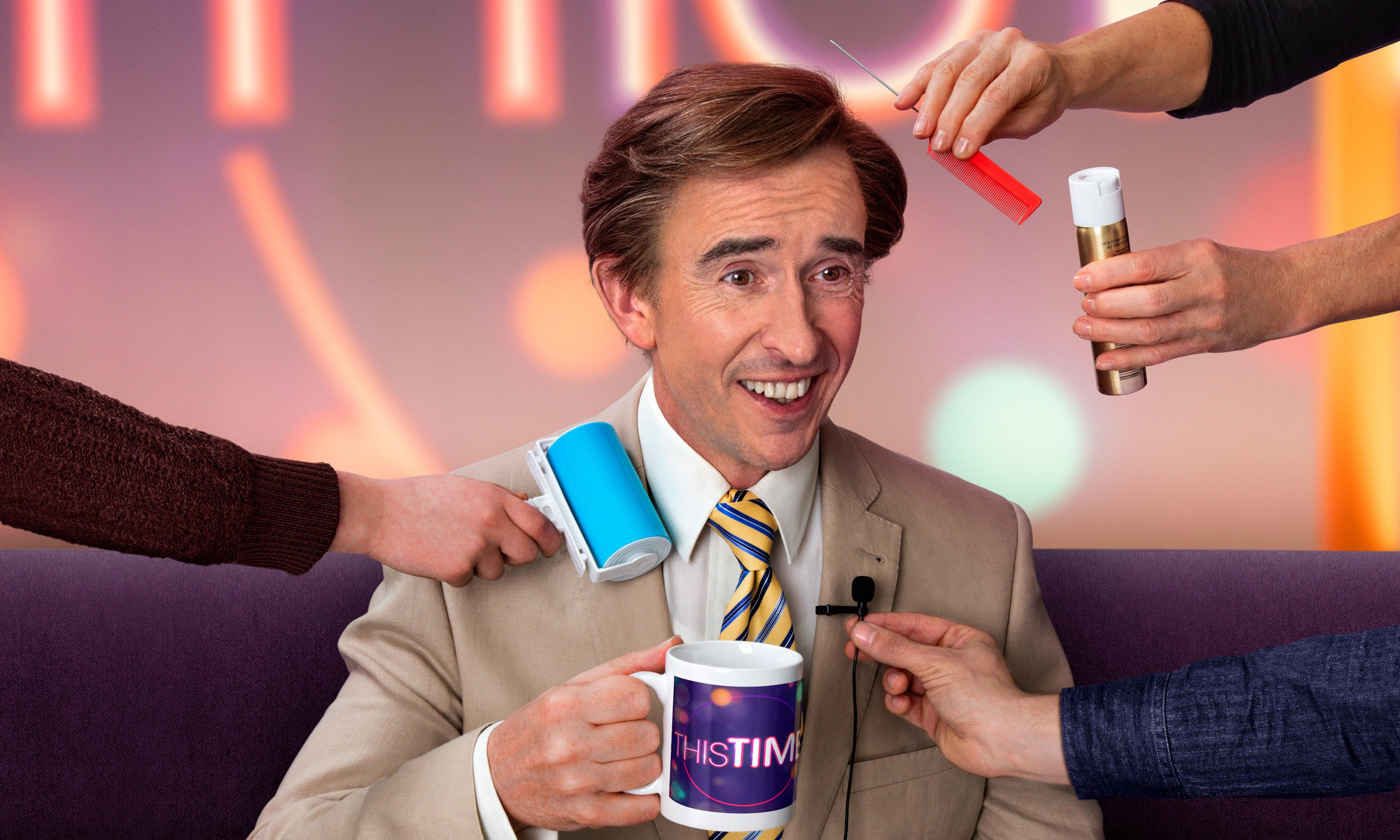 'We've had a love-hate relationship': Steve Coogan on bringing Alan Partridge back to the BBC