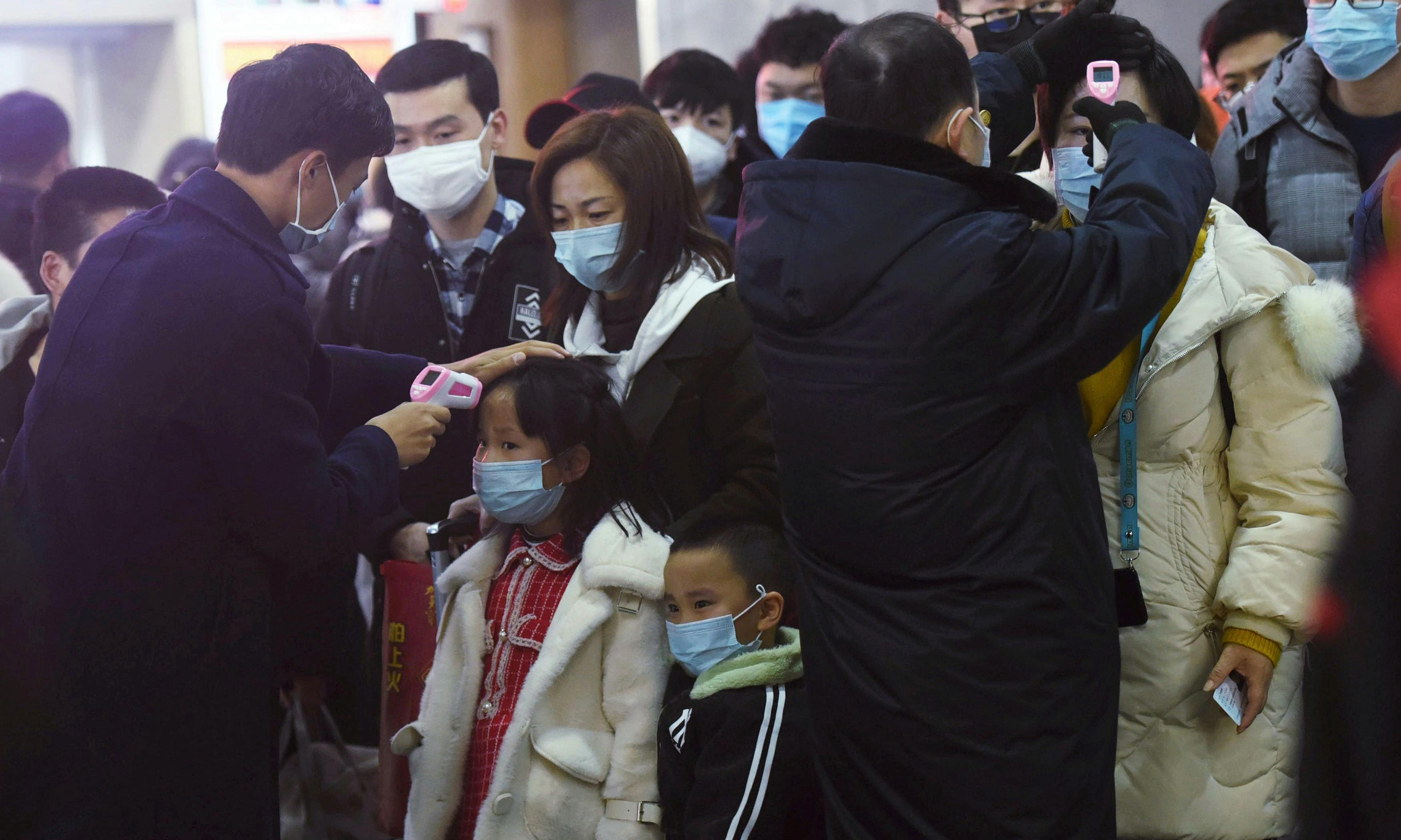 China's response to the coronavirus shows what it learned from the Sars cover-up