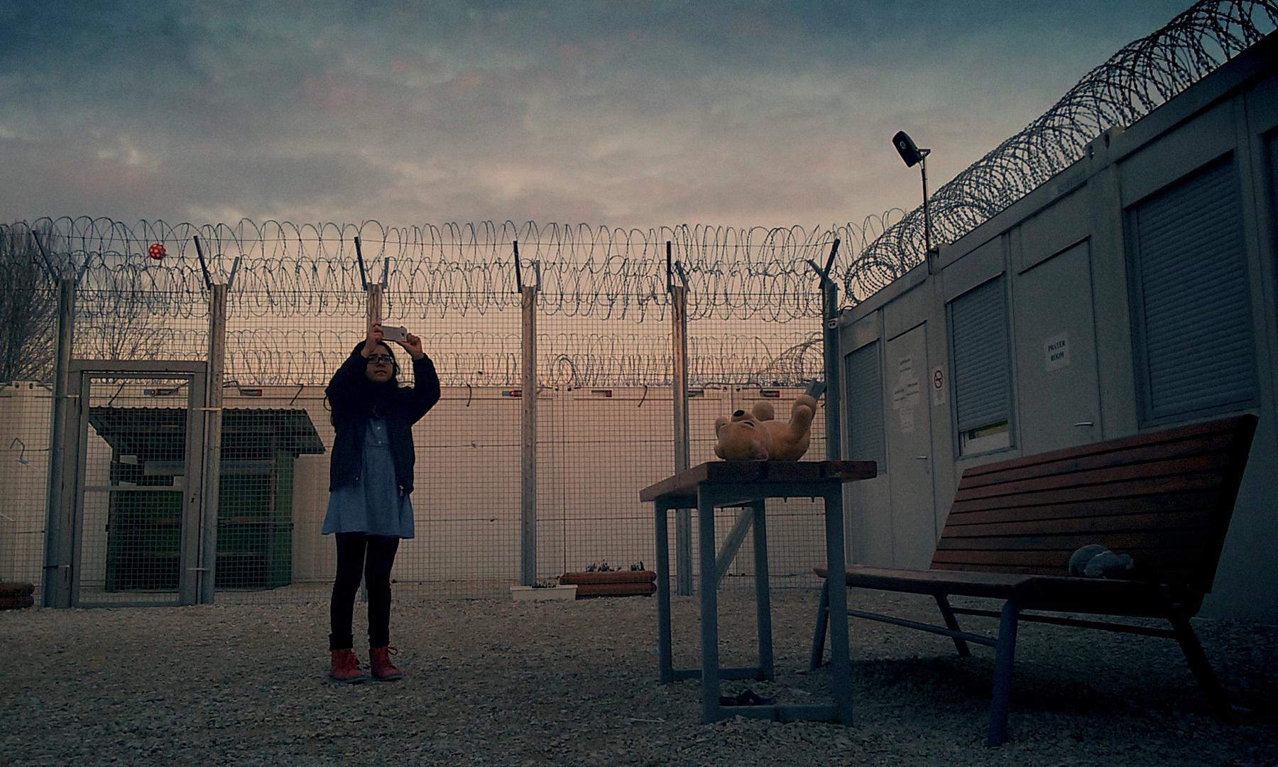 Midnight Traveler: a powerful refugee documentary filmed on a phone