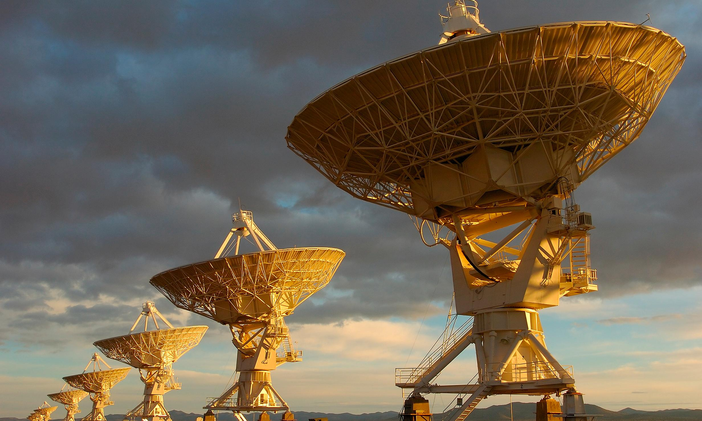 The Guardian view on looking for aliens: friends in the sky?