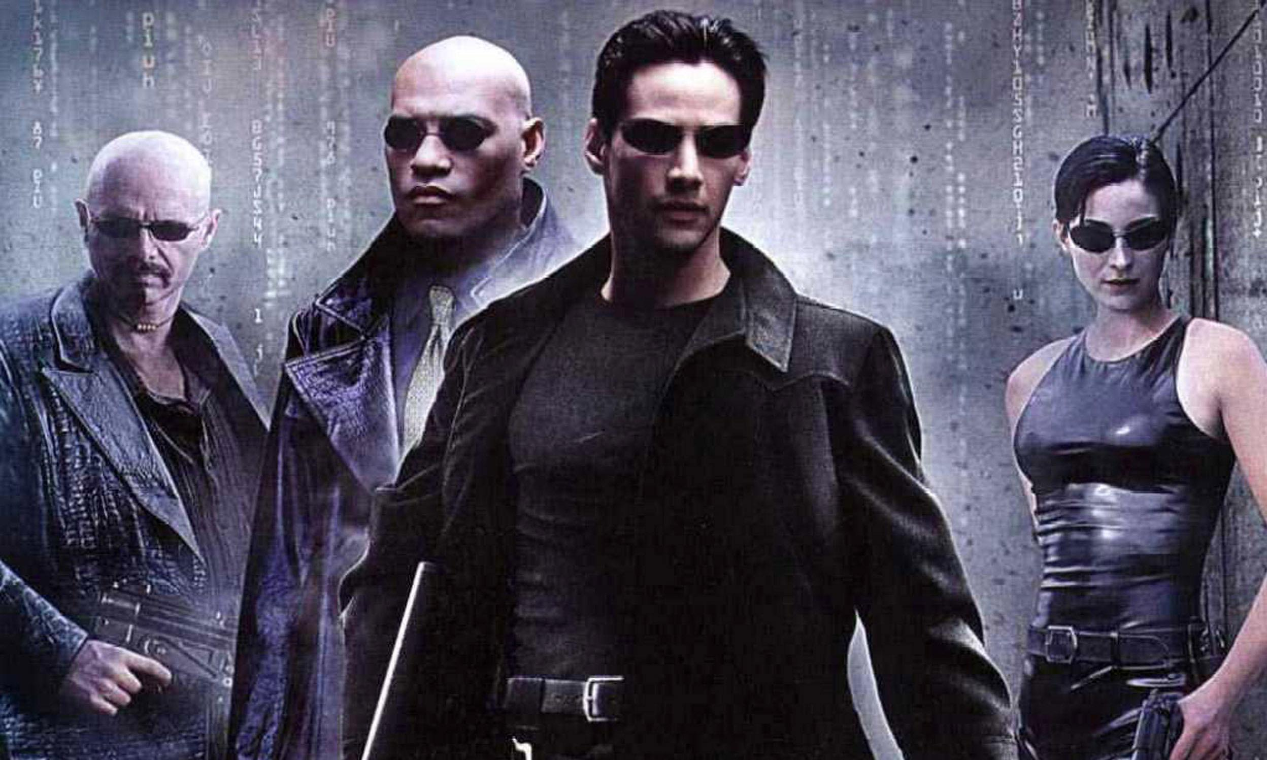 The Matrix trilogy review – pop-culture juggernaut still lands a thrilling punch