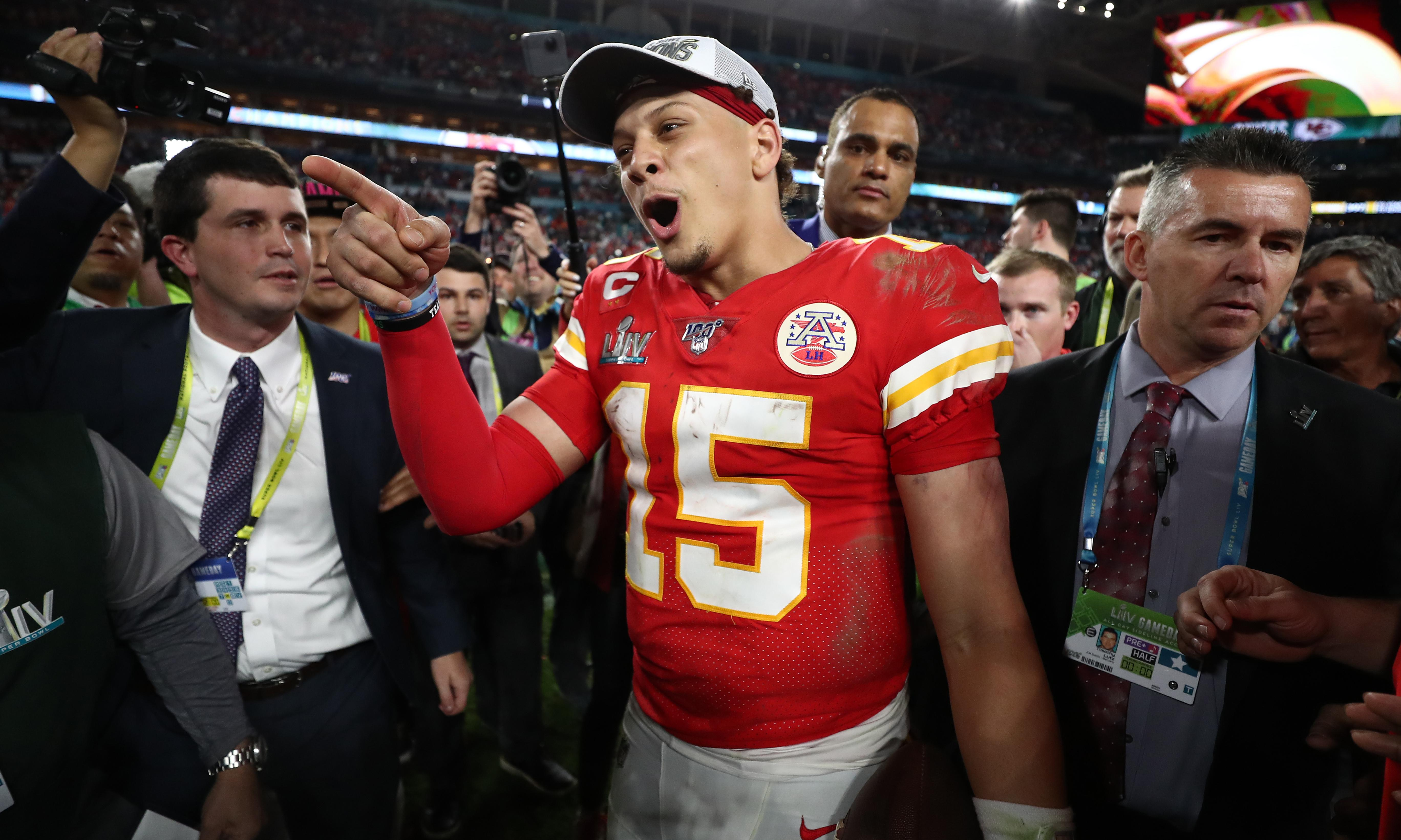 Patrick Mahomes delivered. The only surprise is that we're surprised at all