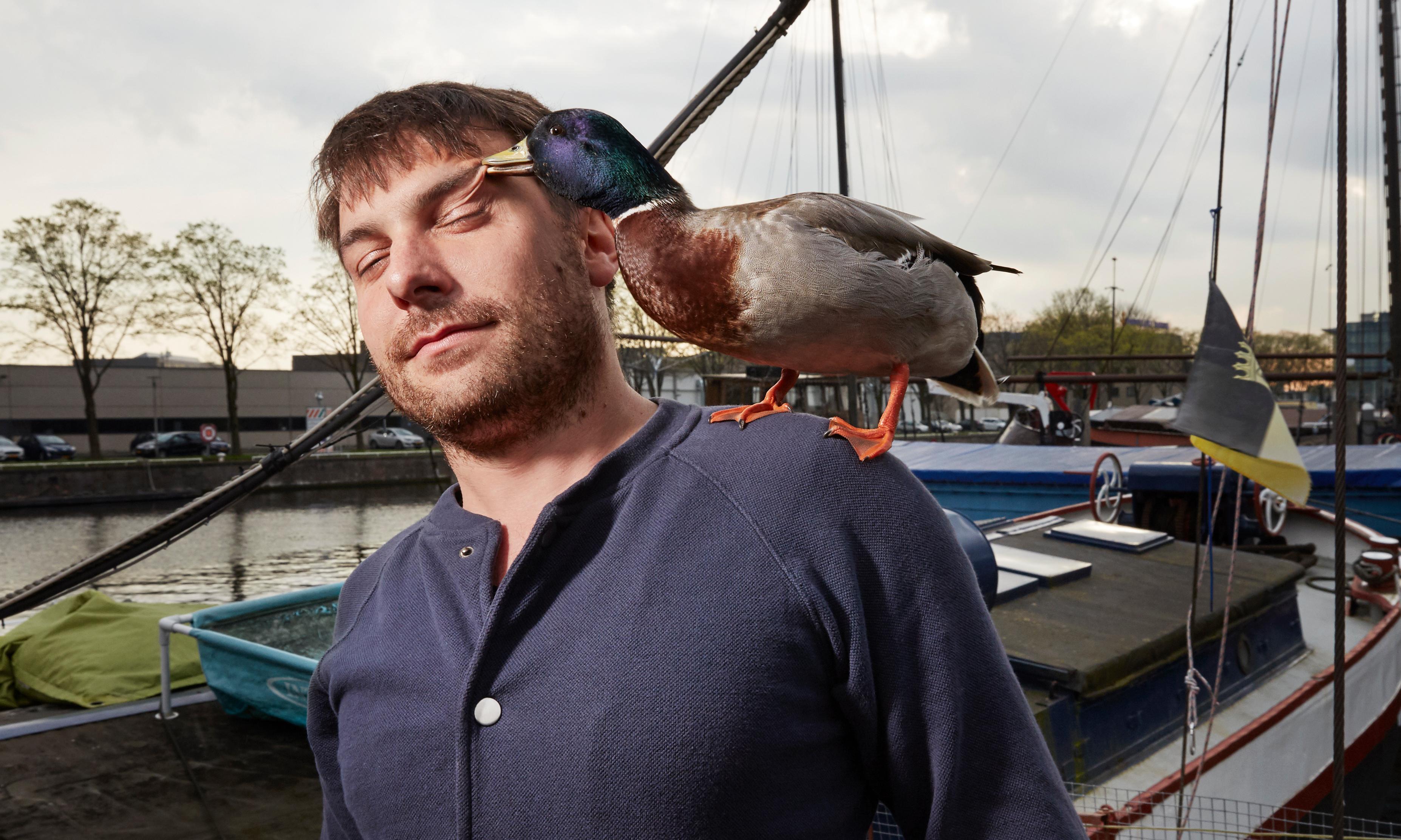 Meet Amsterdam's official pet photographer