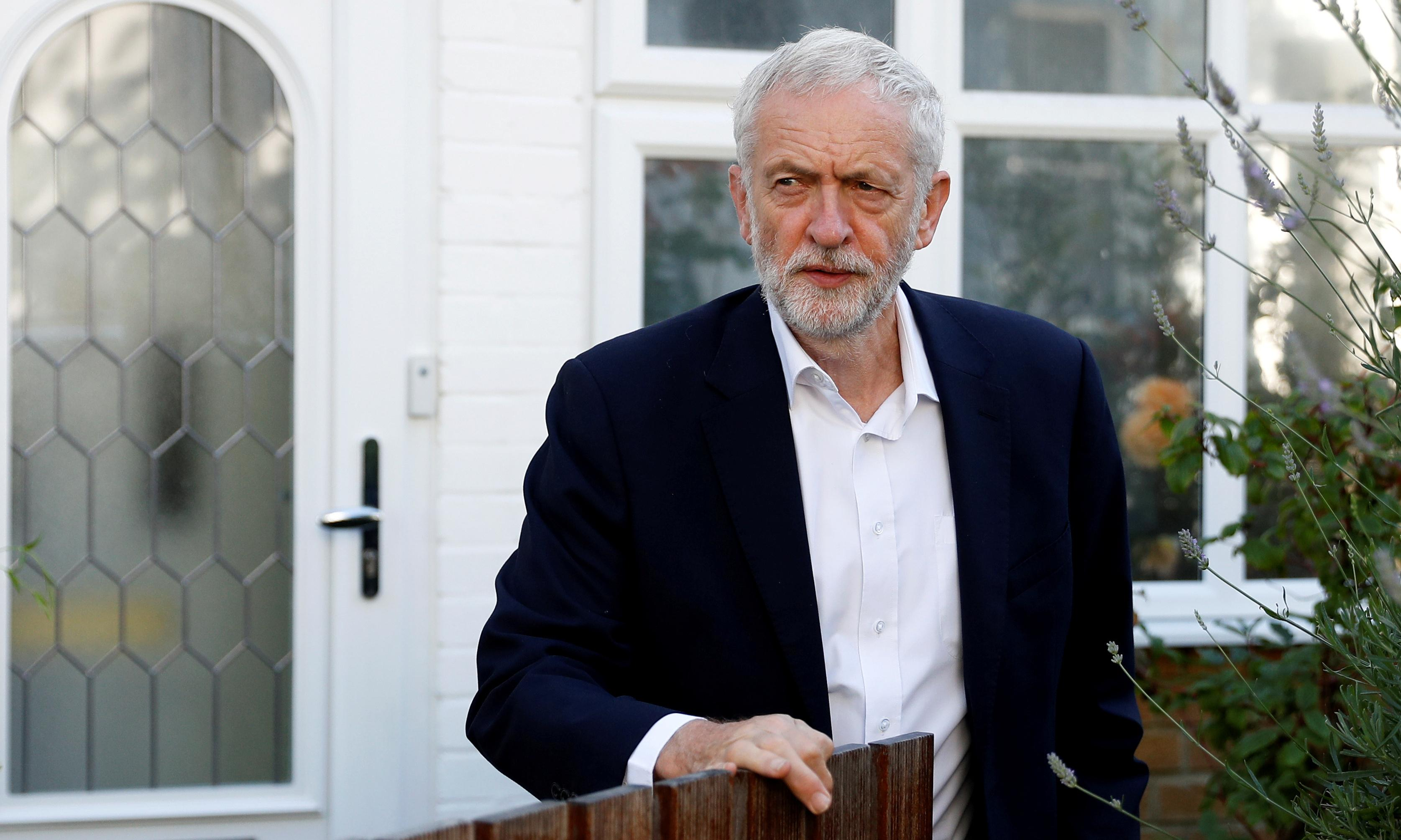Labour peers tell Corbyn: you have failed test of leadership