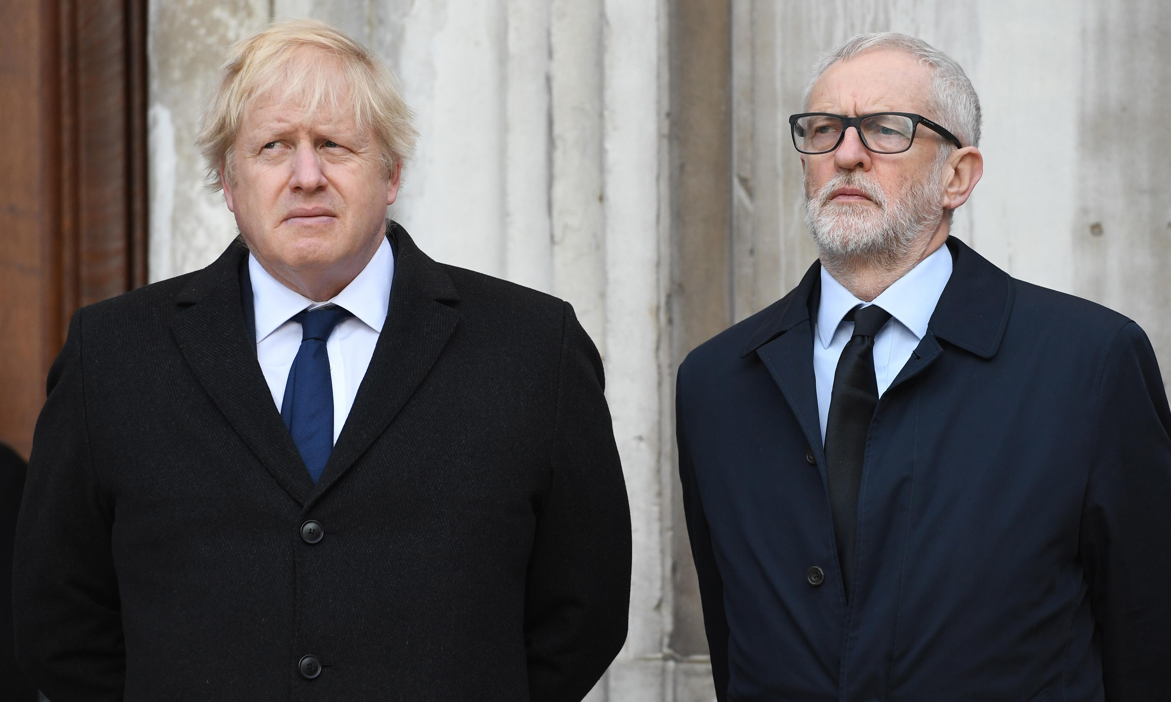 TV tonight: Boris Johnson and Jeremy Corbyn go head to head