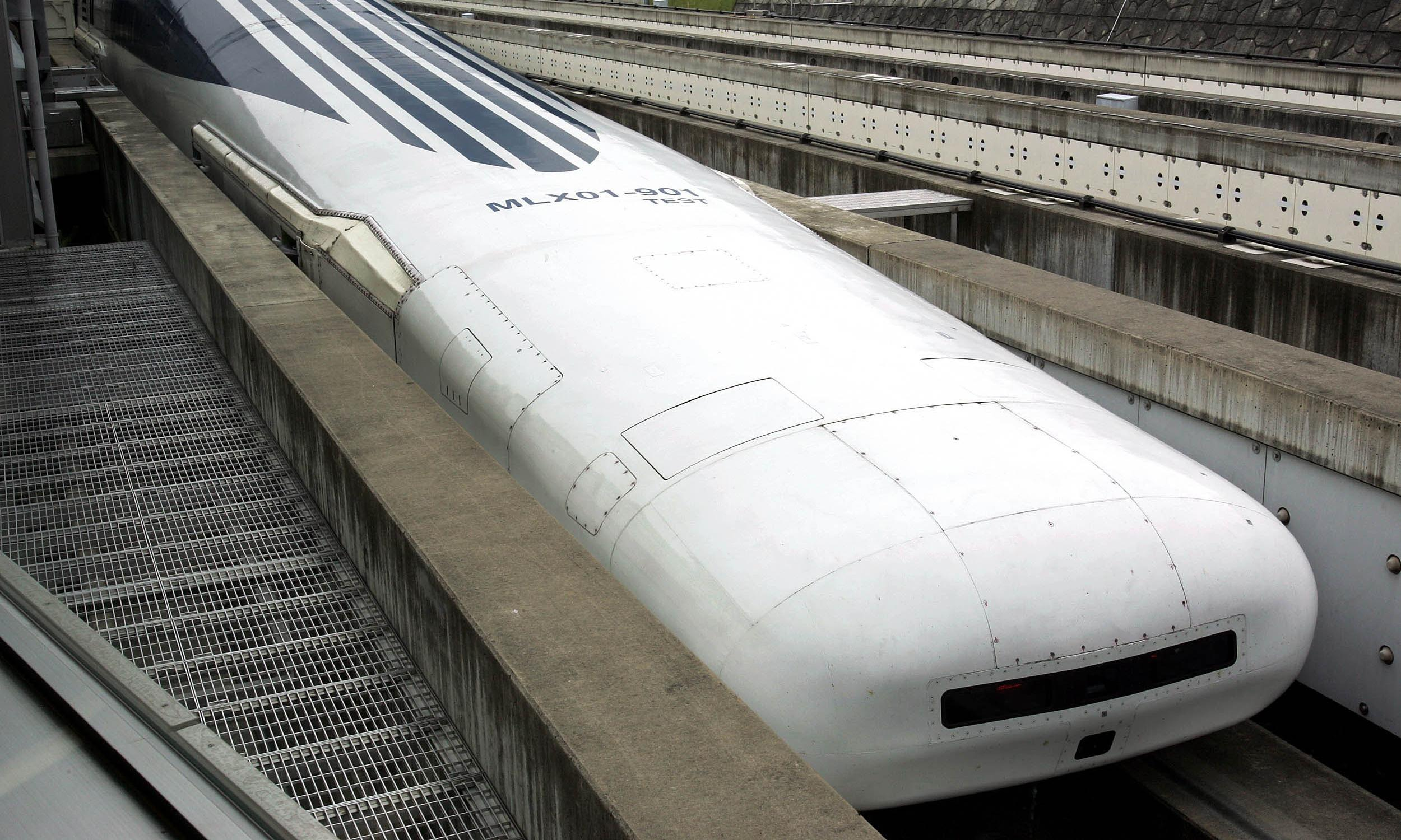 Maglev trains: why aren't we gliding home on hovering carriages?