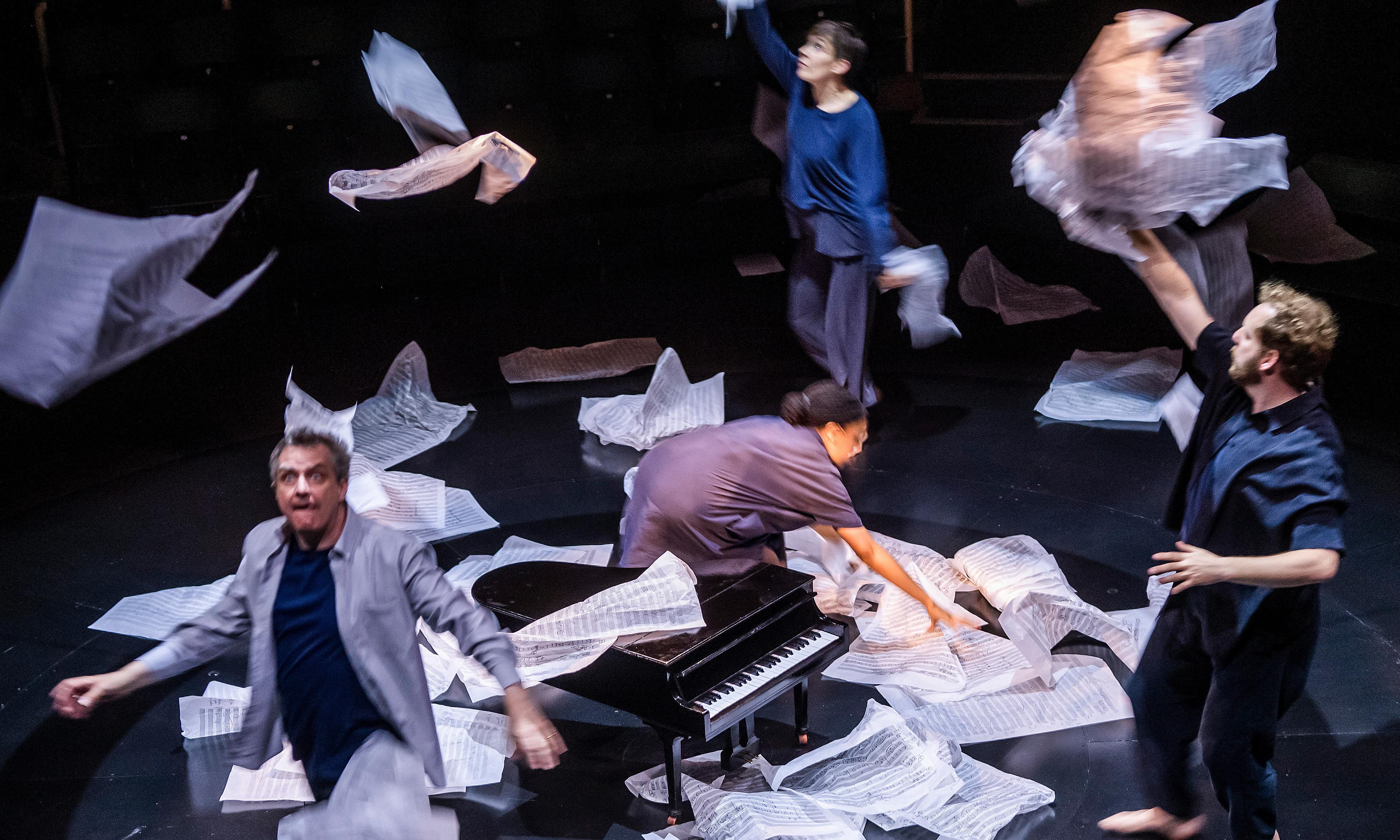 The week in classical: Tao of Glass review - an extraordinary exploration of creativity